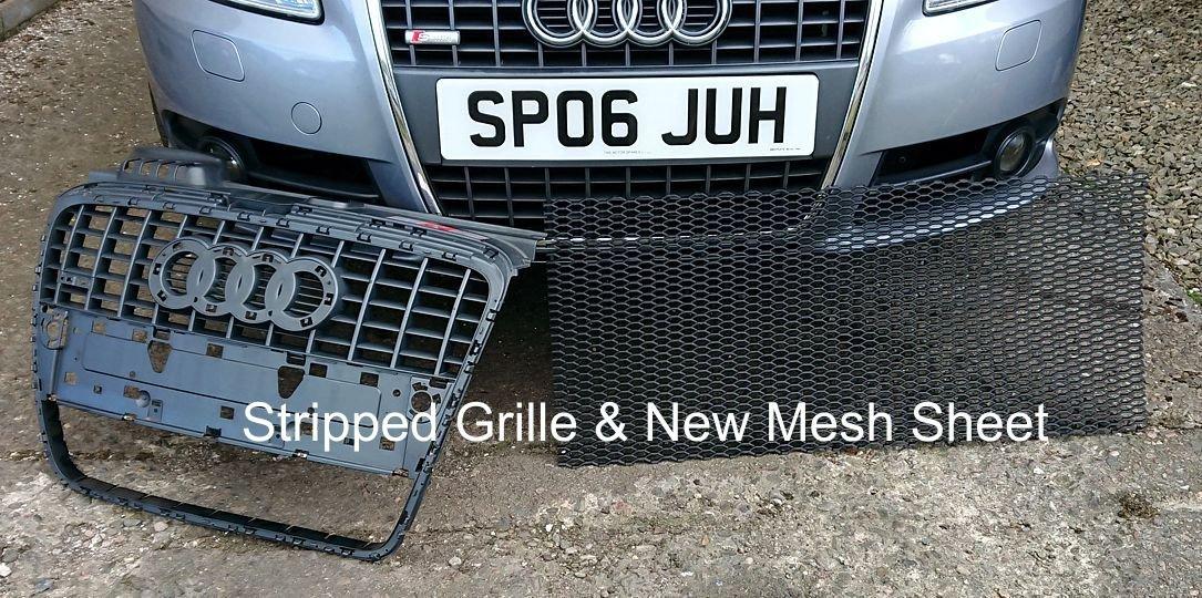 06 Grille & new Mesh Sheet.JPG