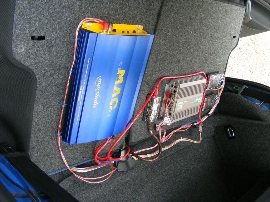 fit a subwoofer to standard sound system possible? audi sport net audi a3 subwoofer wiring diagram at bayanpartner.co