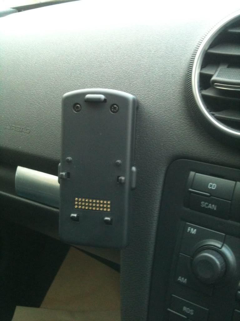 Audi Tt Phone Cradle Iphone