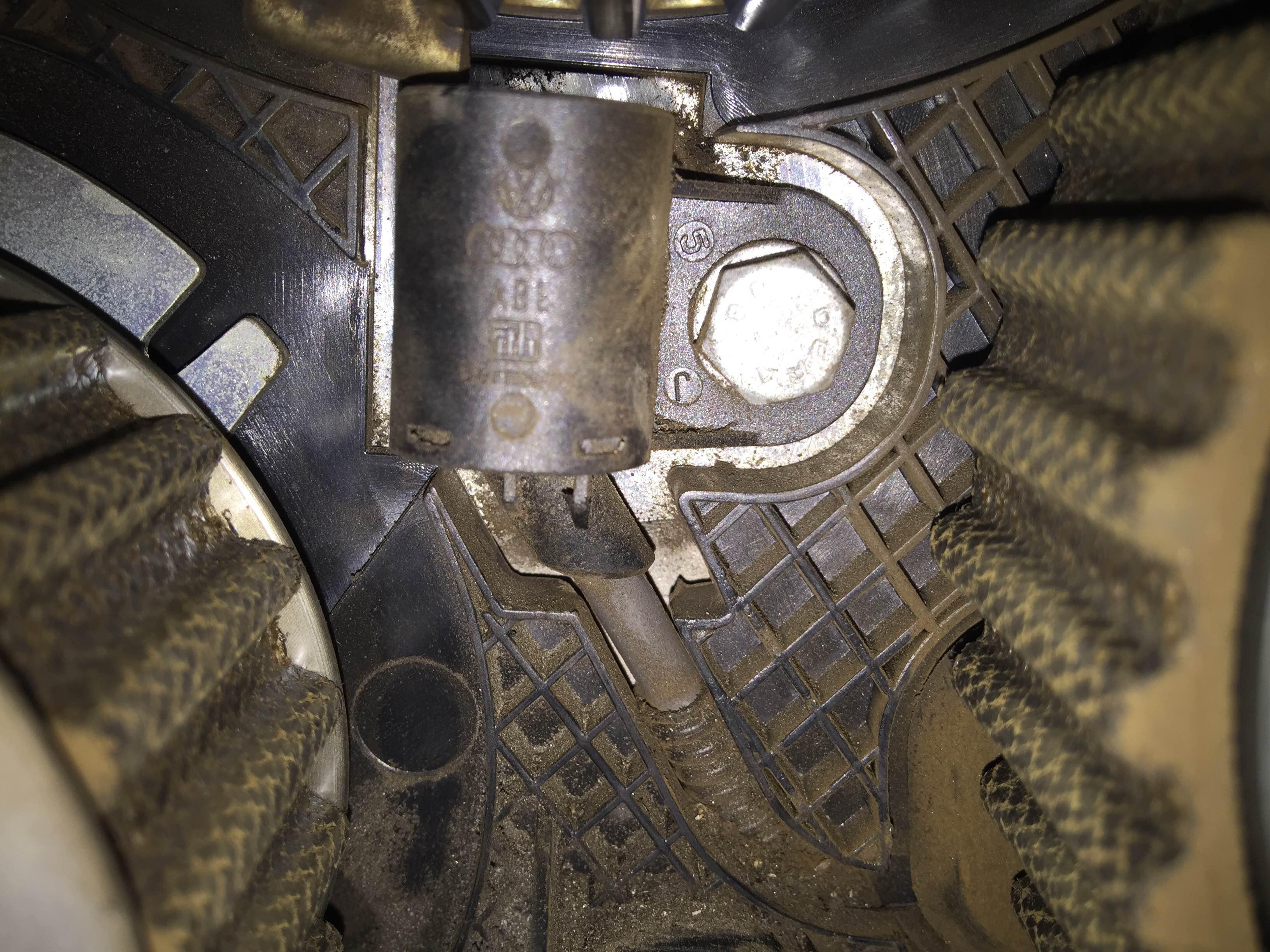 Camshaft Position Sensor G40 Hall Sensor Replacement A6 2 0 Bre Rough Running Audi Sport Net