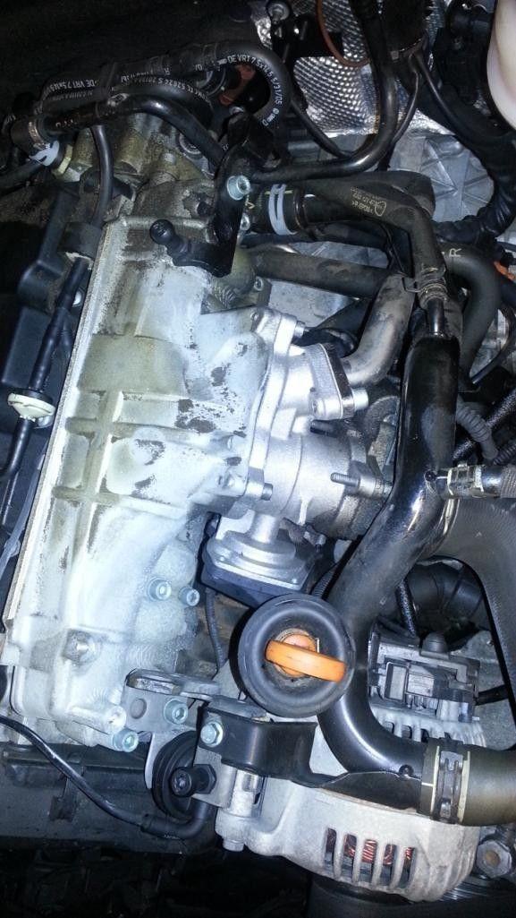 No Heat Inside Cabin A4 B7 2 0 Tdi 2005 Audi Sport Net