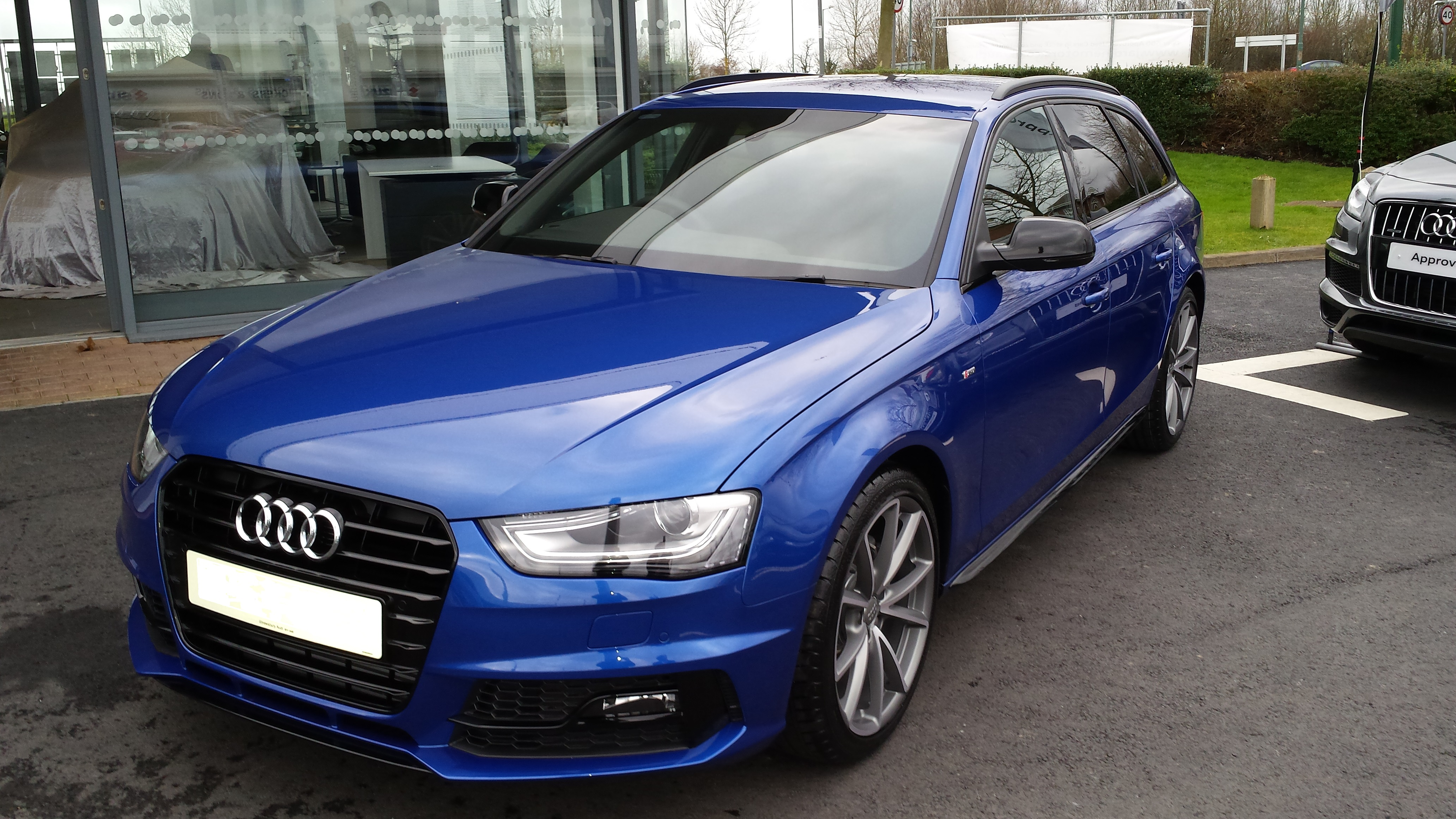Audi a5 20 tdi review