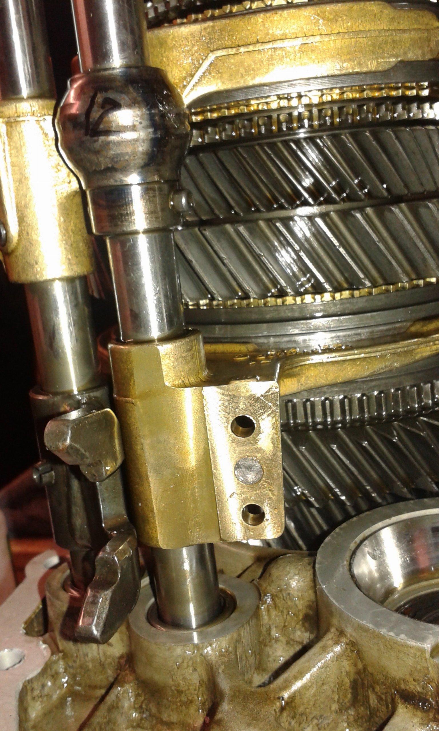 o2m transmission oil
