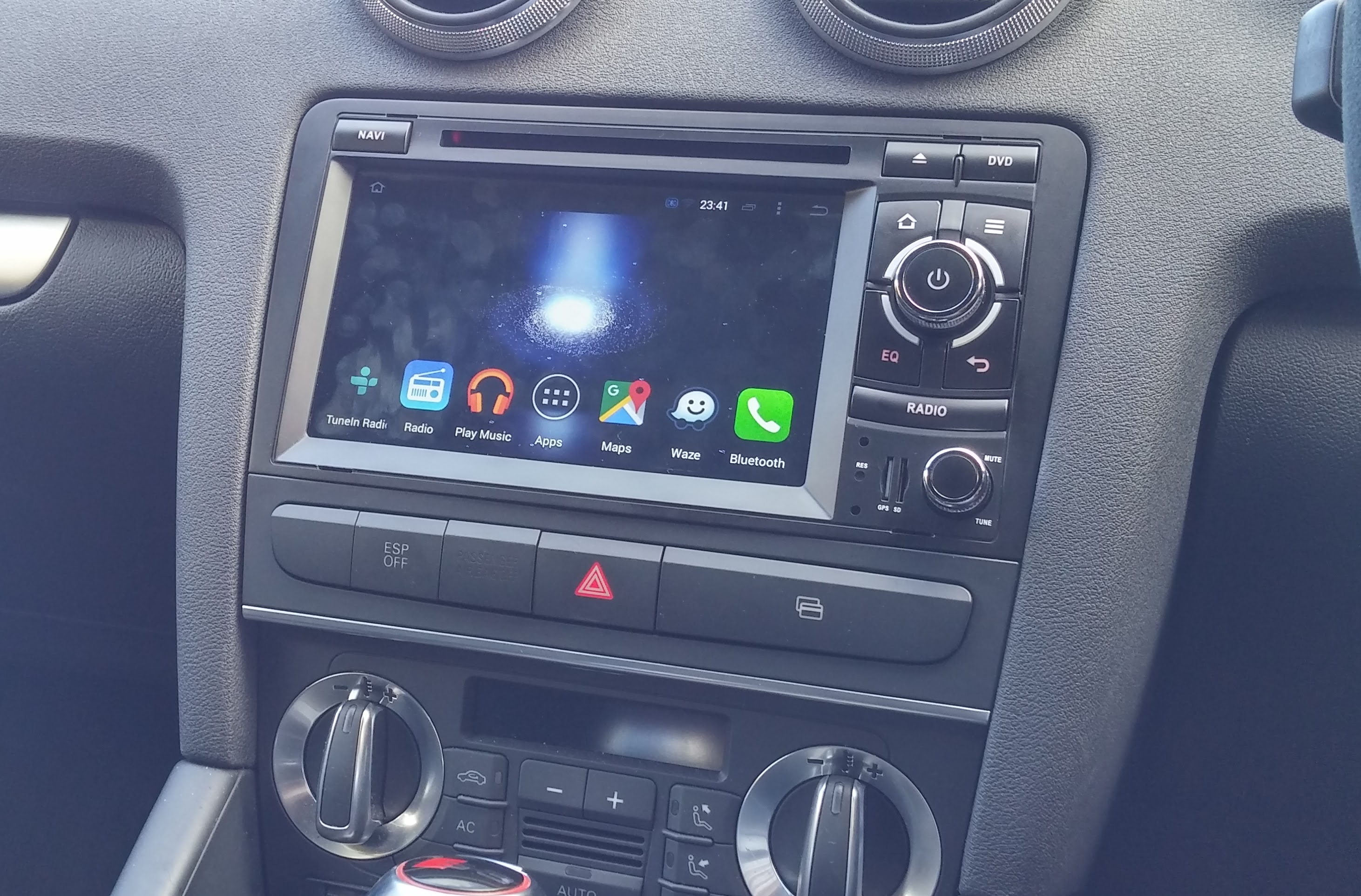 Android RNS-E | Audi-Sport net