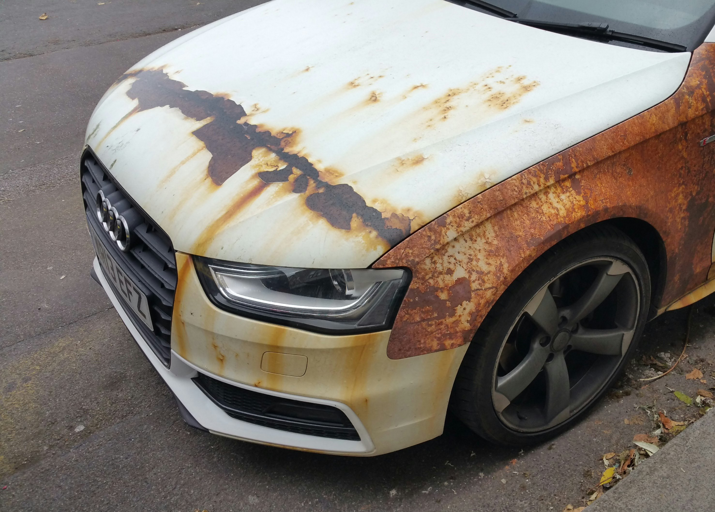 Jesus Wept When He Saw This B85 Audi Sportnet