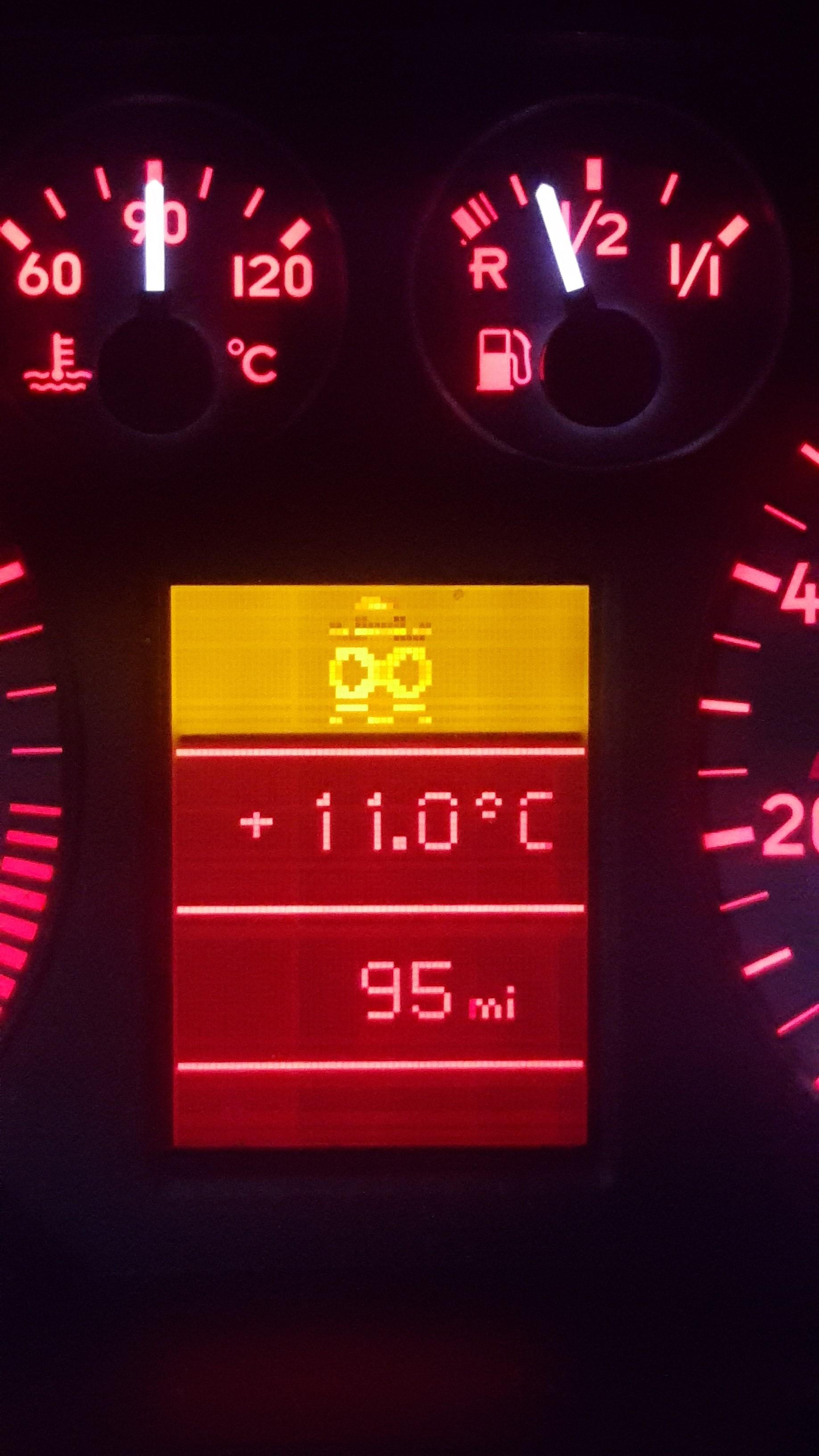 Quick Warning Light Help Audi Sport