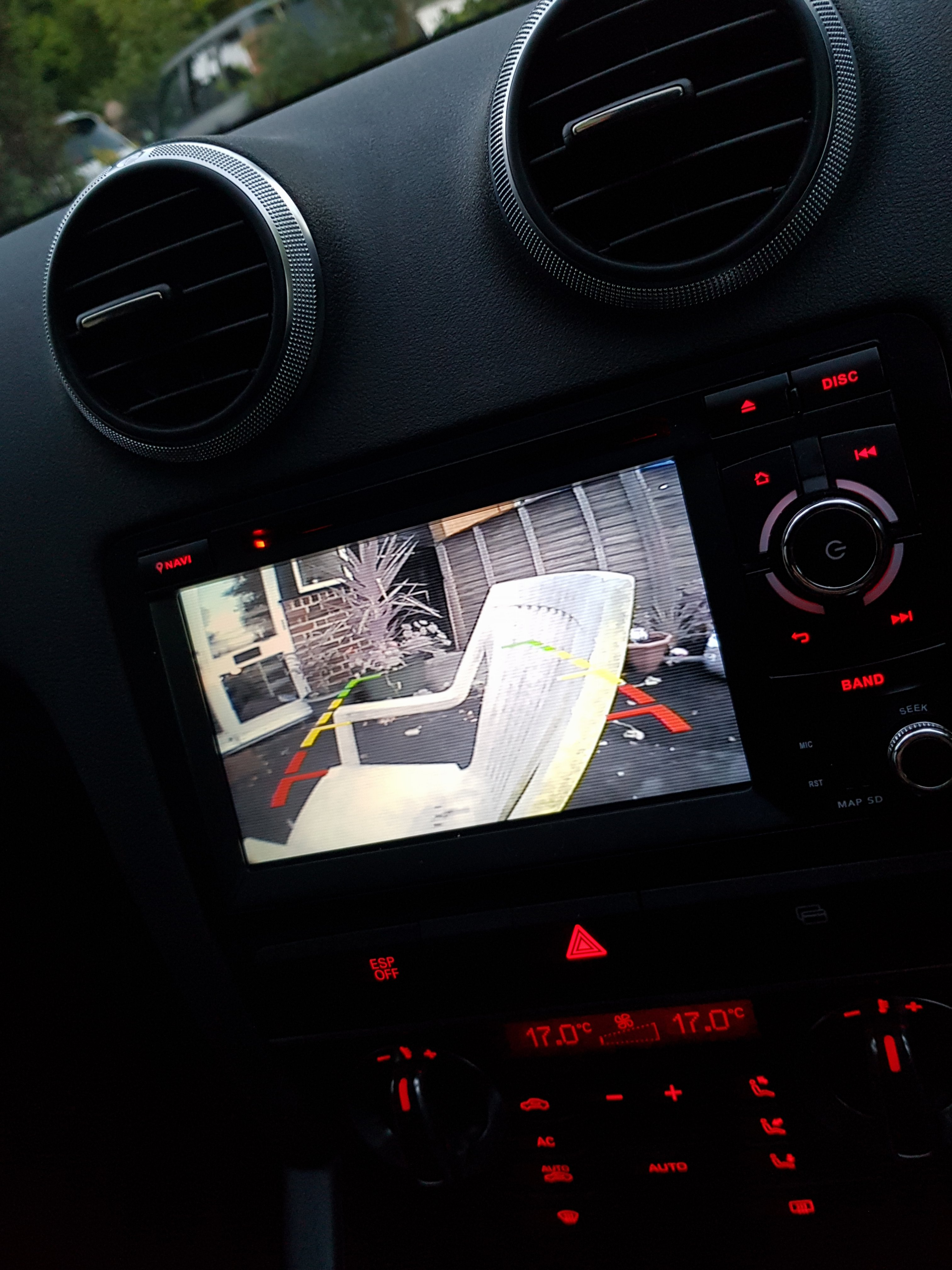 Extra's for fitting Xtrons Headunit | Audi-Sport net