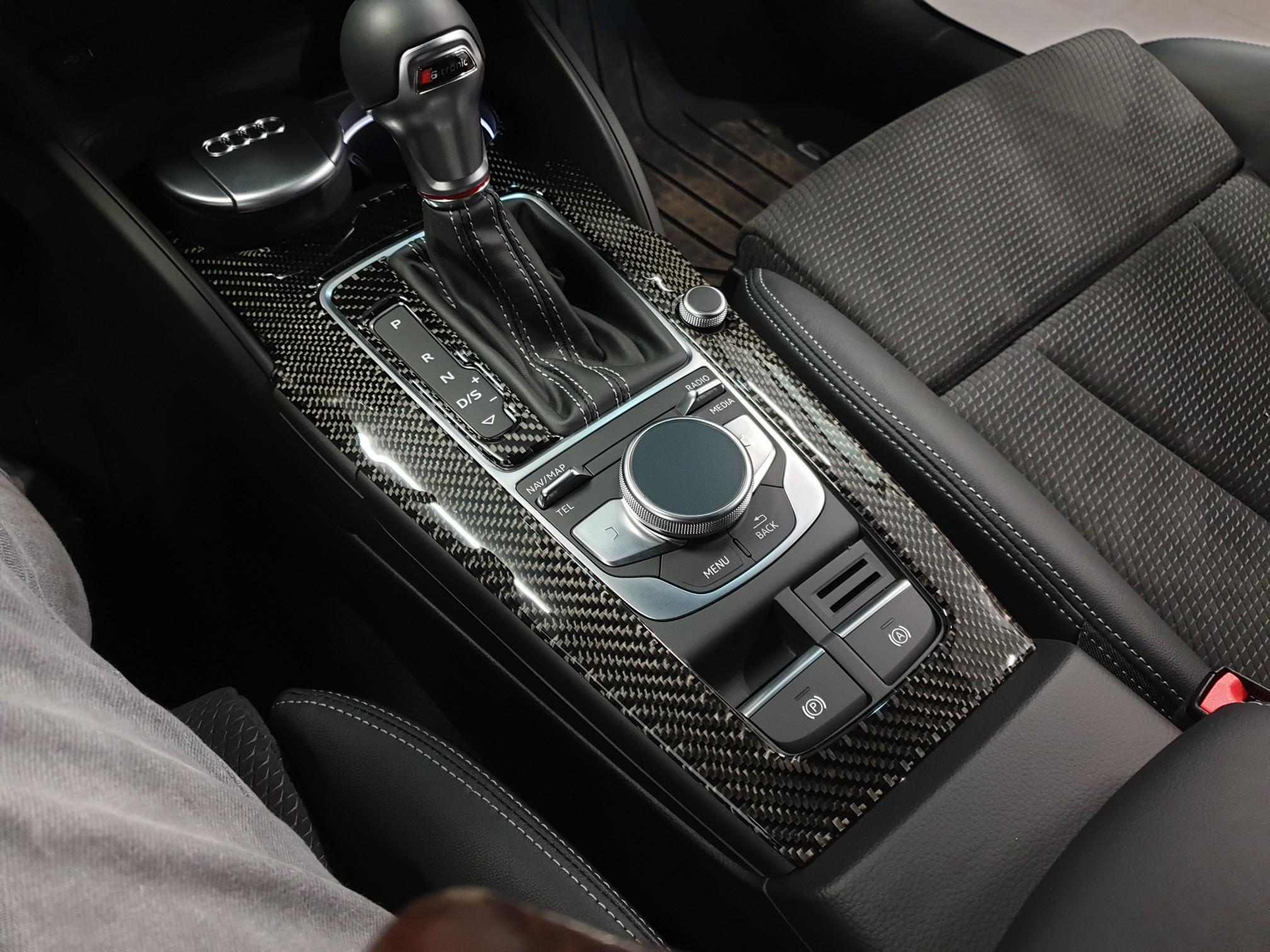 Carbon Fibre Interior Audi Sport Net