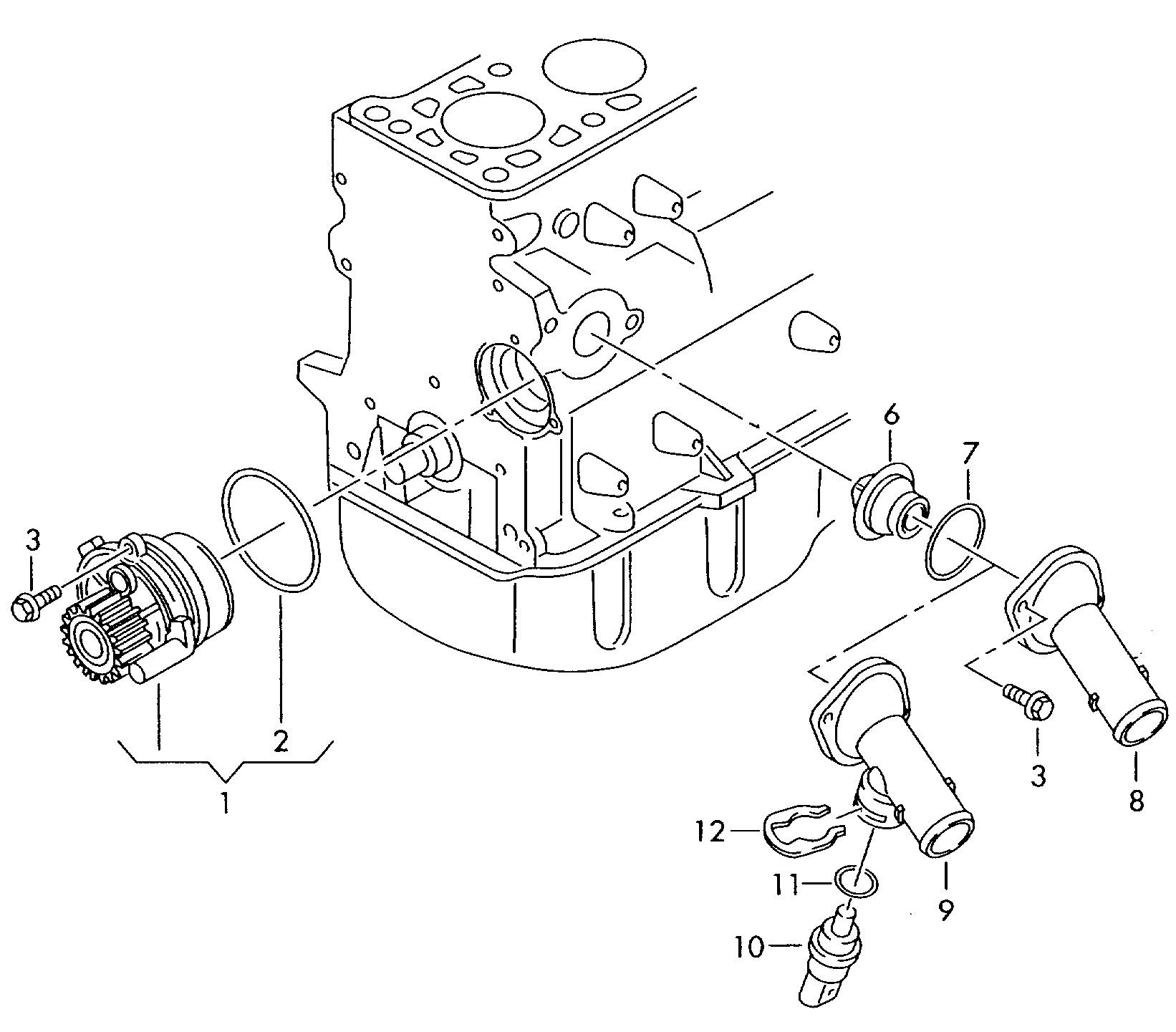a6 2 0tdi timing belt question audi sport net Audi Audi A4 Engine Diagram 409121100