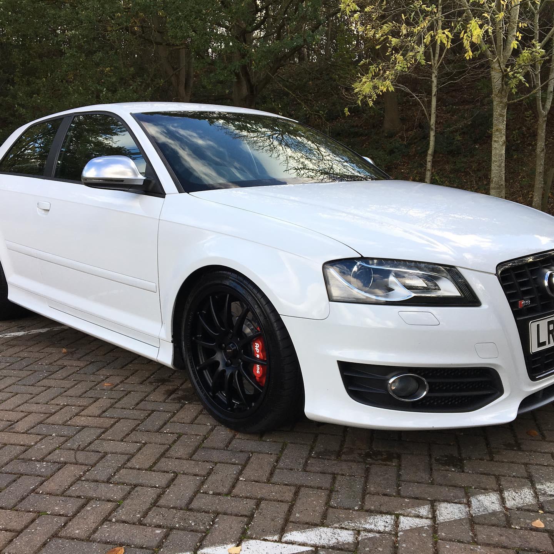 White Audi S3 Stolen In Maidstone Audi Sport Net