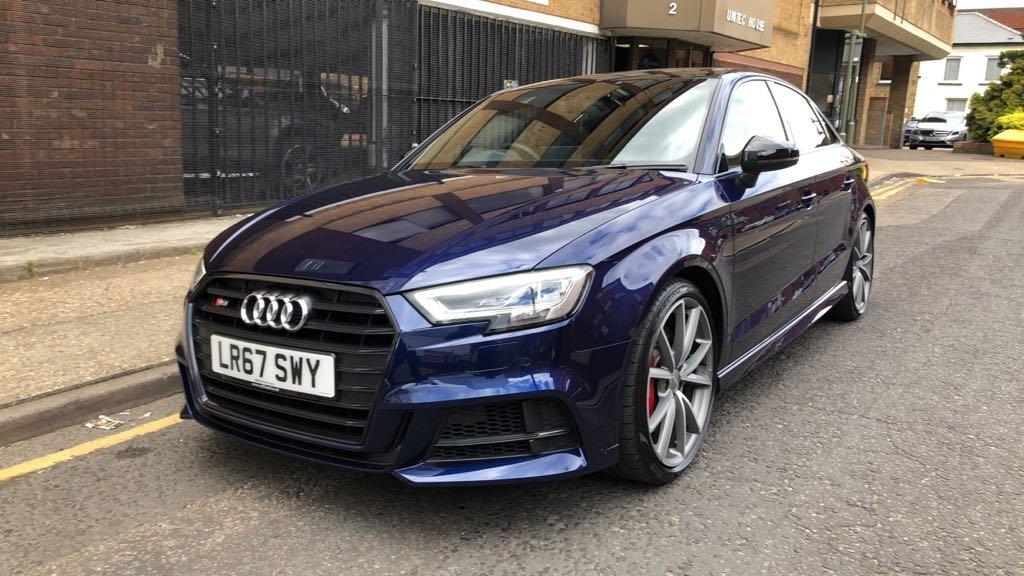 Facelift Audi S3 8v Fl Saloon Mods Res Delete Body Kit More Audi Sport Net