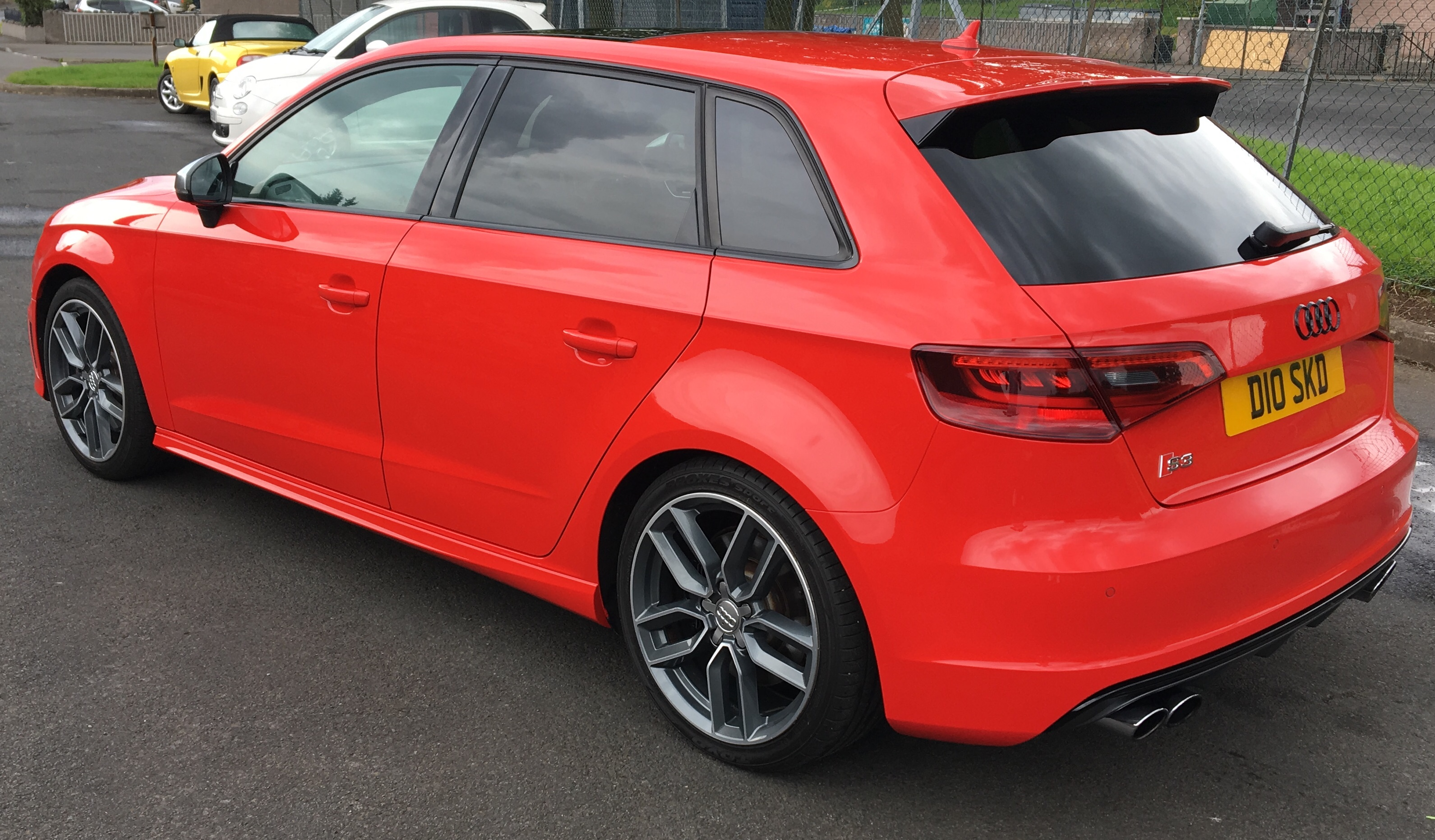 Sold - 2014 S3 8V   Audi-Sport.net