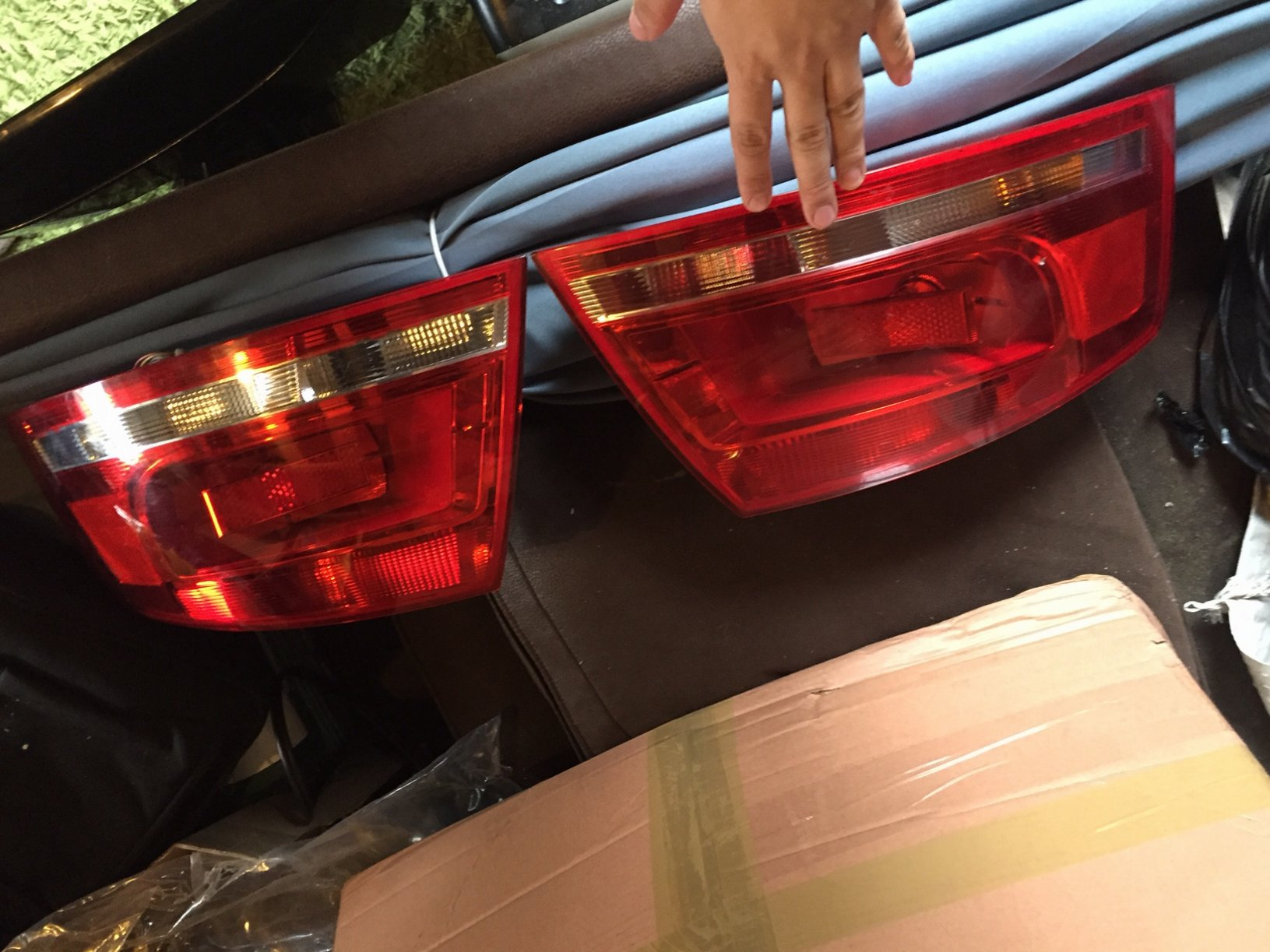 My A4 B6 Convertible To Rs4 B7 Convertible Conversion Audi Sport Net