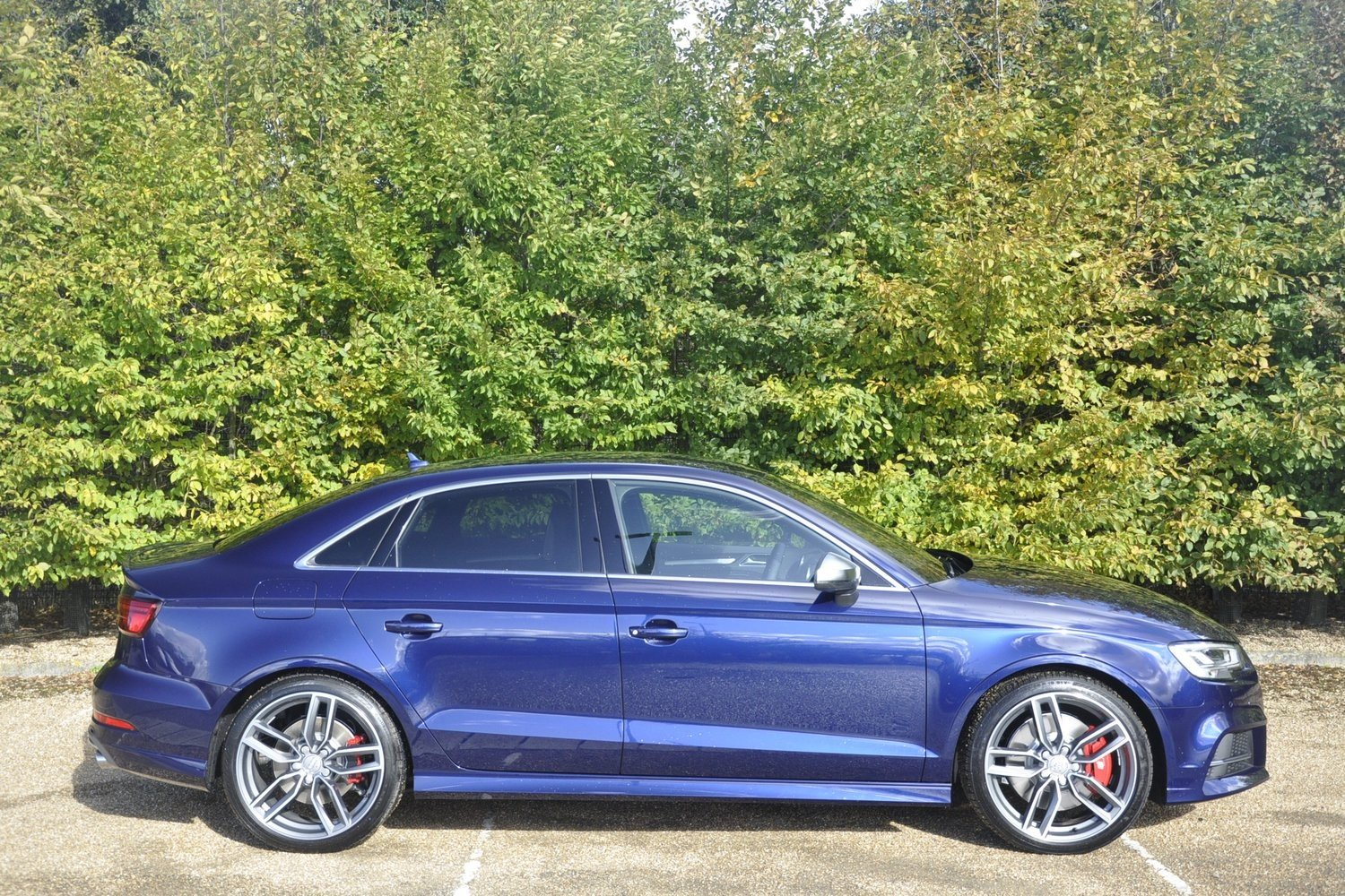 Which Color Do You Think Is Best For The S3 Saloon Audi
