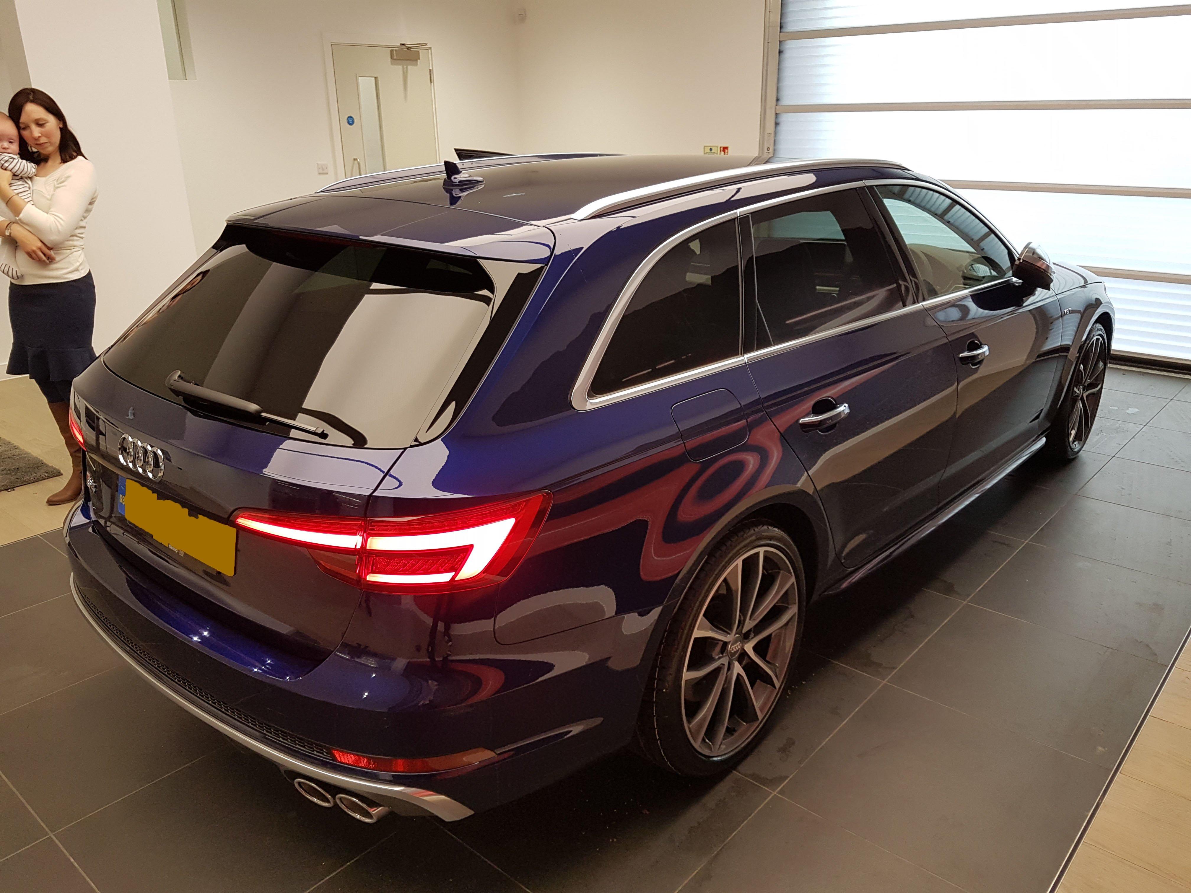 Brassos B S Avant Thread AudiSportnet - Audi s4 avant