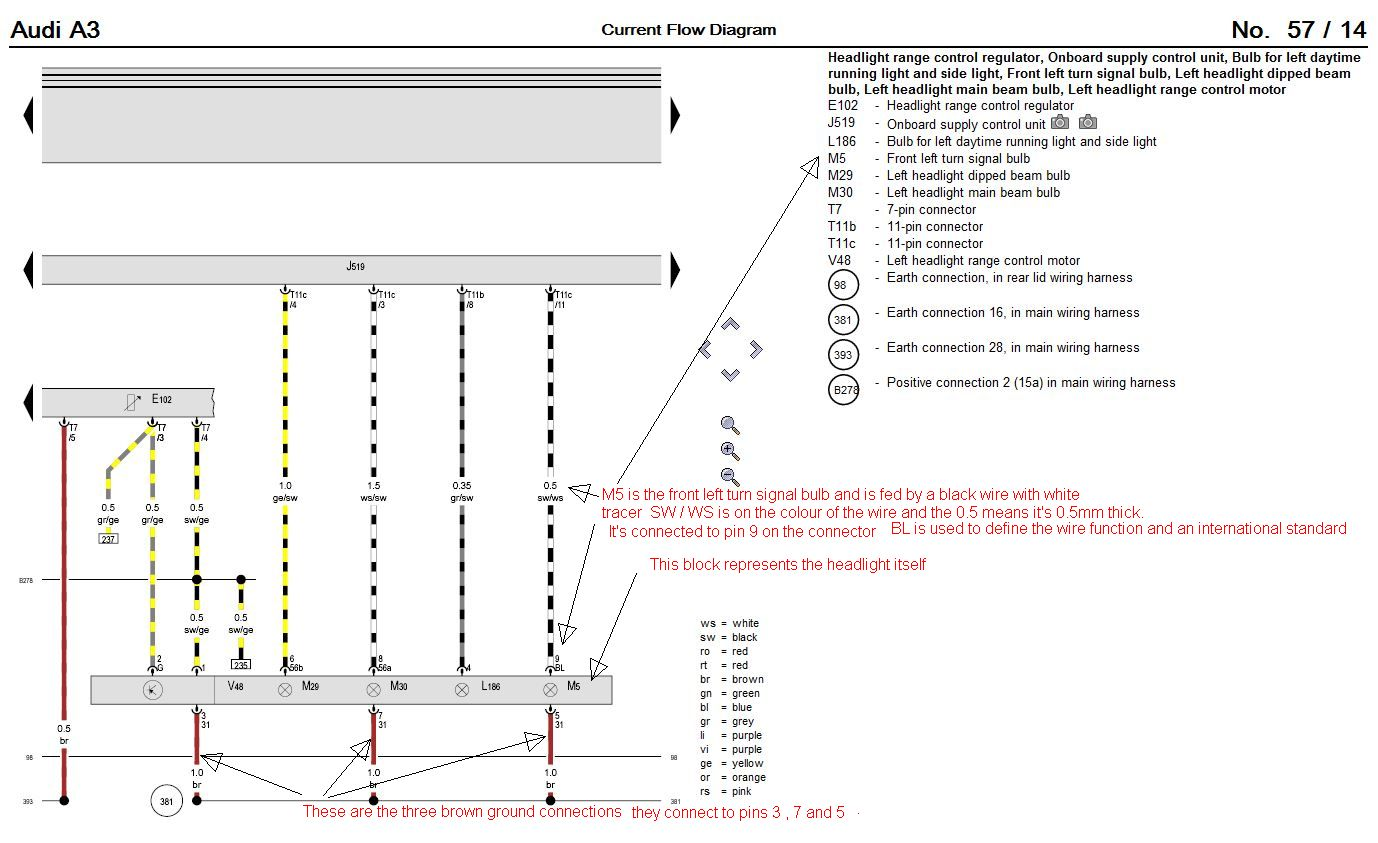 Audi A3 Xenon Wiring Diagram Start Building A 2009 Honda Fit Access To Elsawin Sport Net Rh Electrical Diagrams