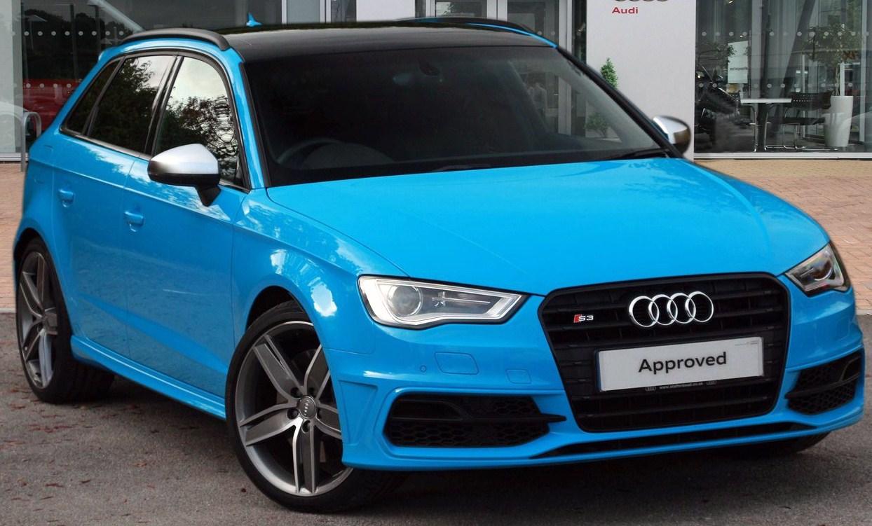 Whats Your Fav Audi Colour Audi Sportnet
