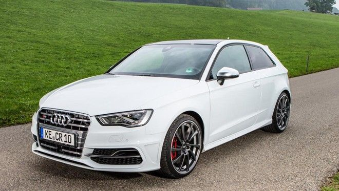 Does The Honeycomb Rs3 Grill Fit The New 2014 S3 8v