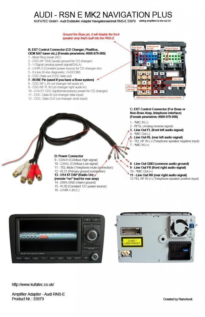 Audi rnse wiring diagram wire center help line out s rsn e mkii audi sport net rh audi sport net audi fuse box diagram audi a6 wiring diagram cheapraybanclubmaster Gallery