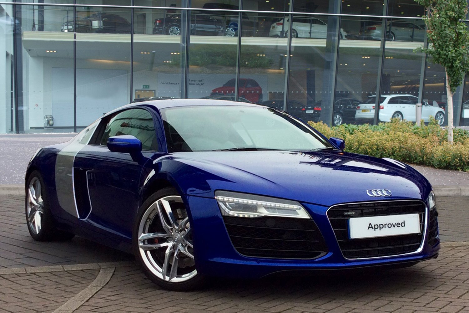 What Is Uber Black Car >> Which is audi's best blue | Audi-Sport.net