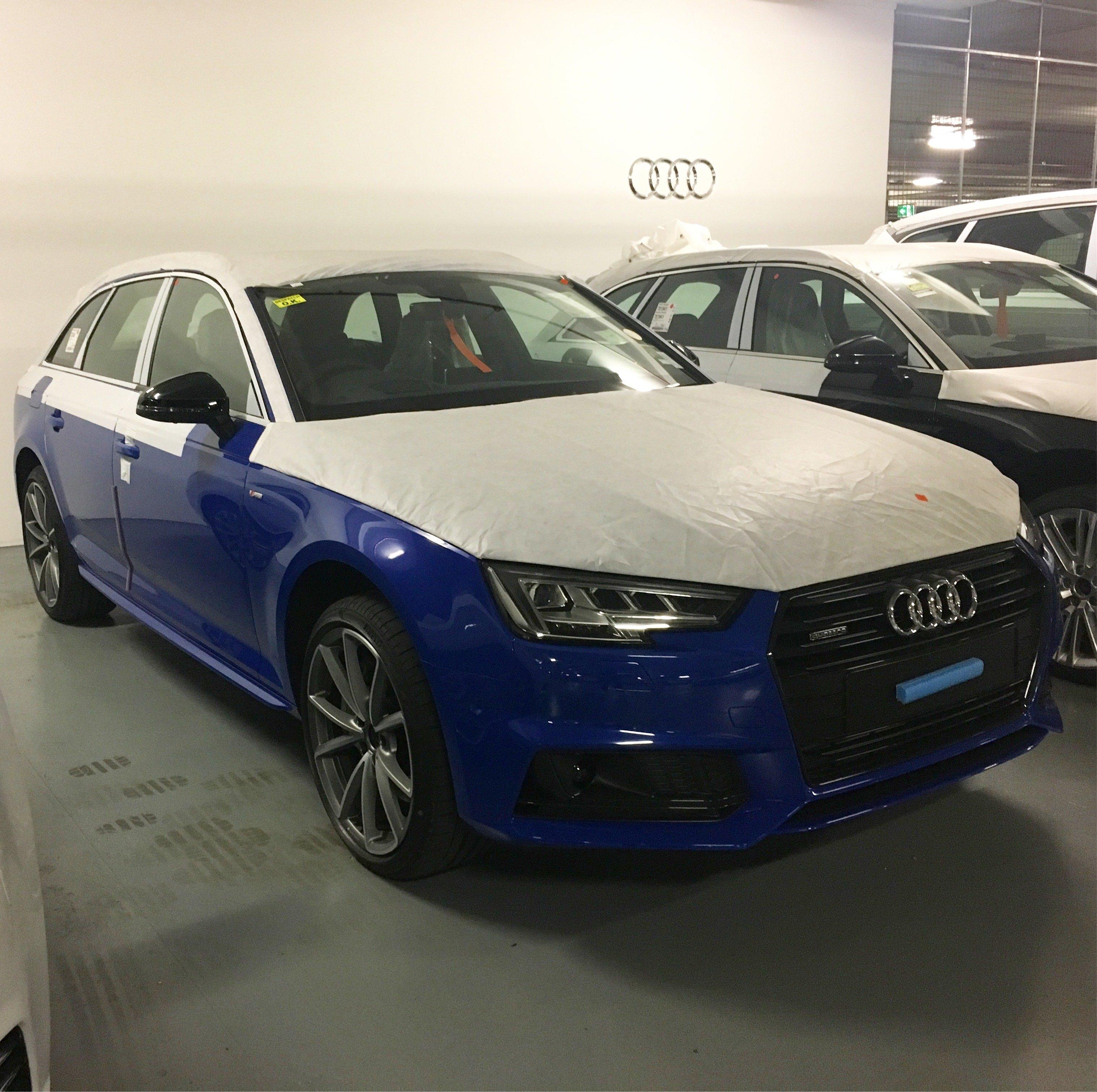 MY18 B9 A4/S4 | Audi-Sport net
