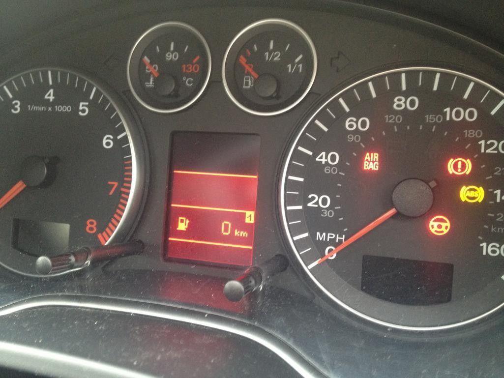 Epc Light Audi >> Audi A3 Engine Management Light No Power ...