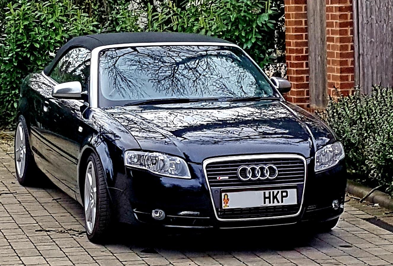 Audi paint job finshed.jpg
