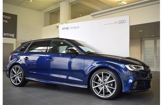 Audi A3 Sportback Black Edition >> S3 black edition - Navarra blue or mythos black? | Audi ...