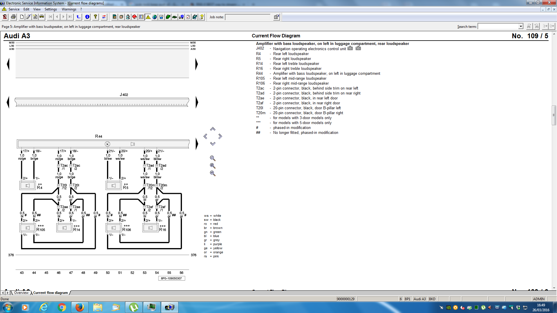 Audi A3 Wiring Diagram The Portal And Forum Of Subwoofer 32 2012 Radio