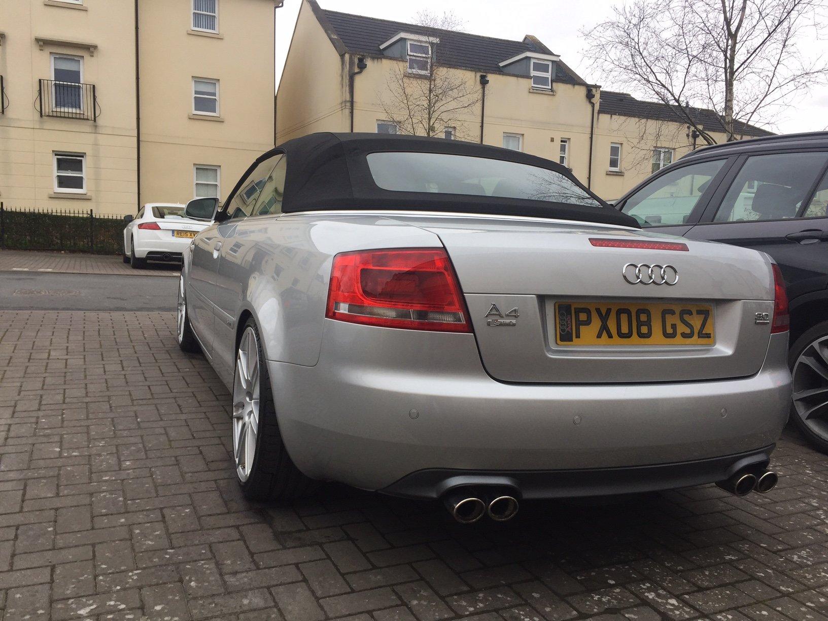 3 Hours Polishing And A Mini Service Audi Sport Net