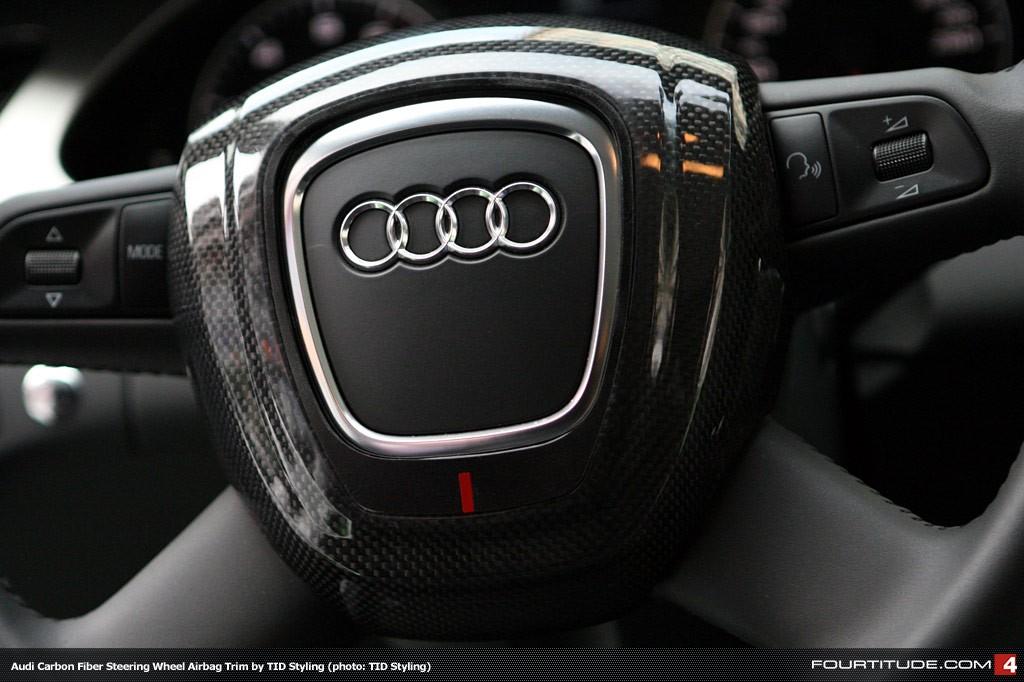 Audi A3 Steering Wheel Logo Audi Sport Net
