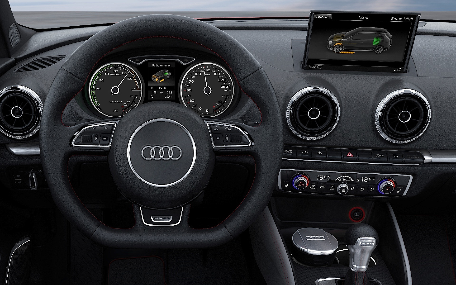 Empty Buttons On The Dashboard Audi Sport Net