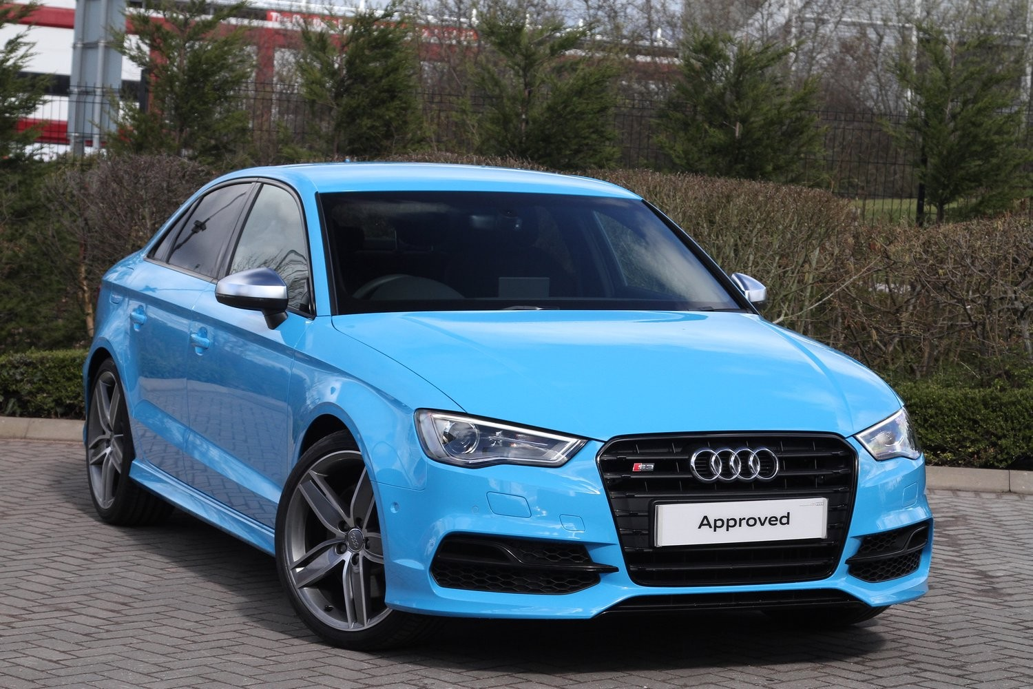 Best Car For Uber >> Which is audi's best blue | Audi-Sport.net