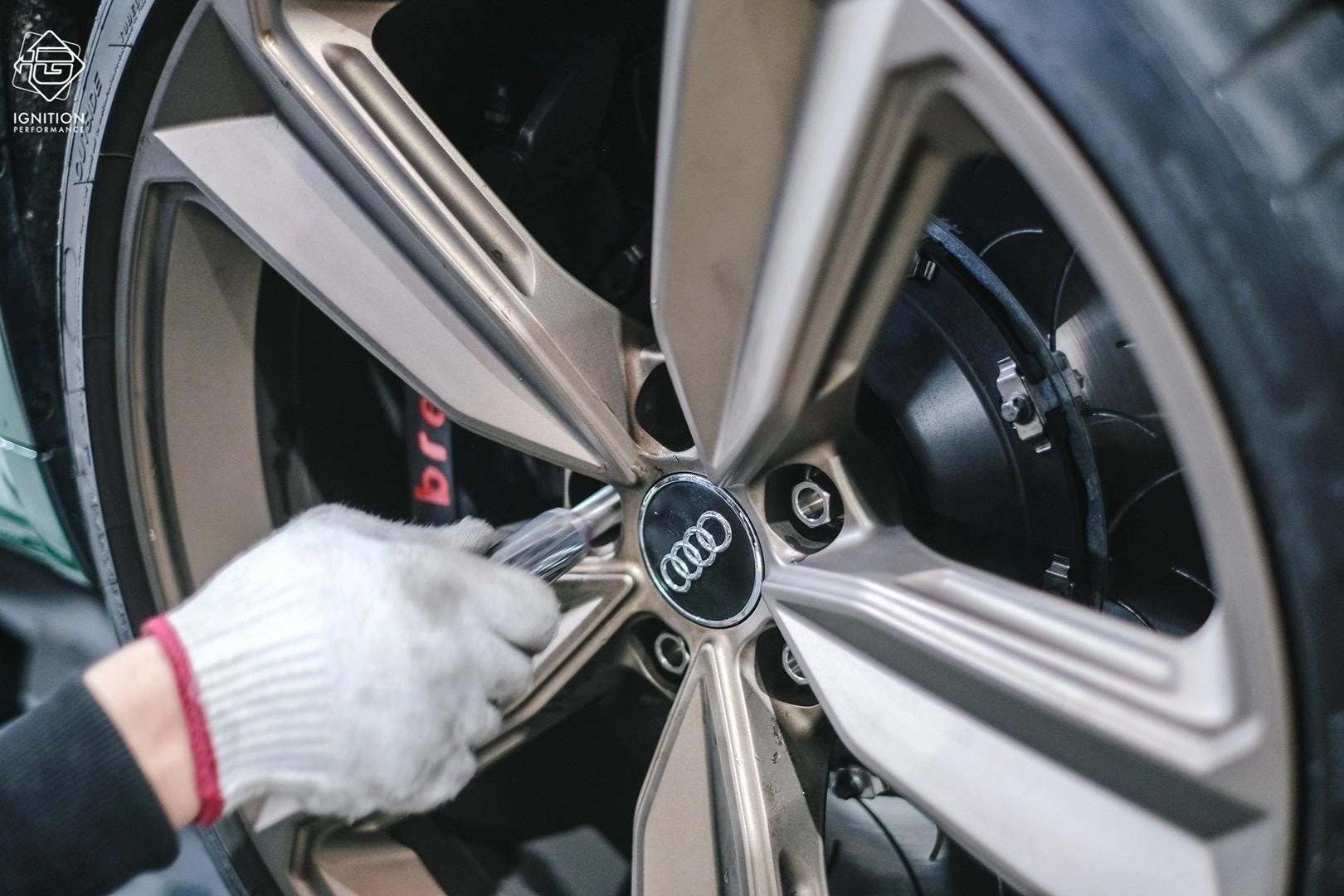 bonoss forged titanium wheel bolts for audi rs4 avant (6).jpg