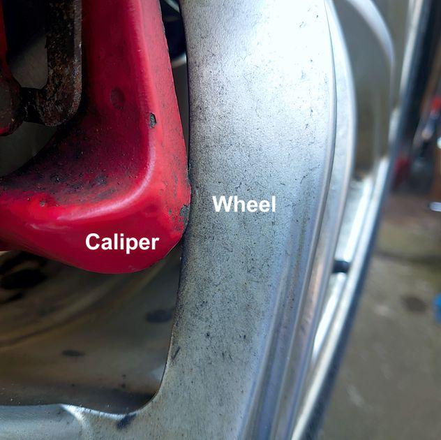 Caliper & Wheel Contact.JPG