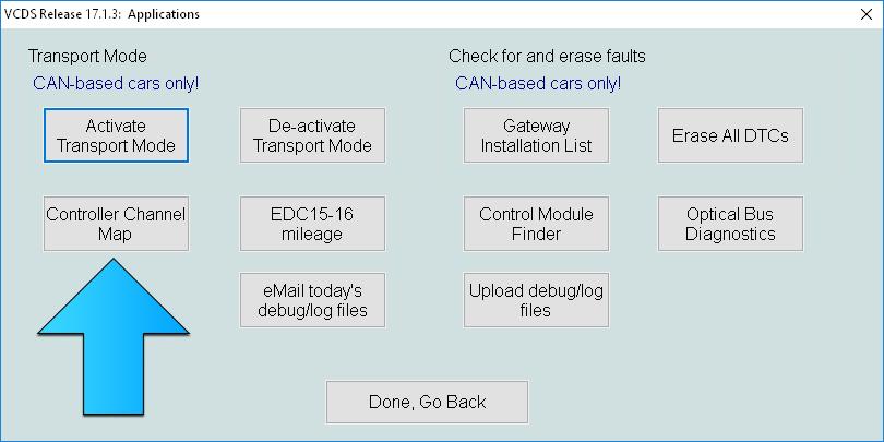 A Guide to Backing Up Your Vehicle using Ross-Tech VCDS