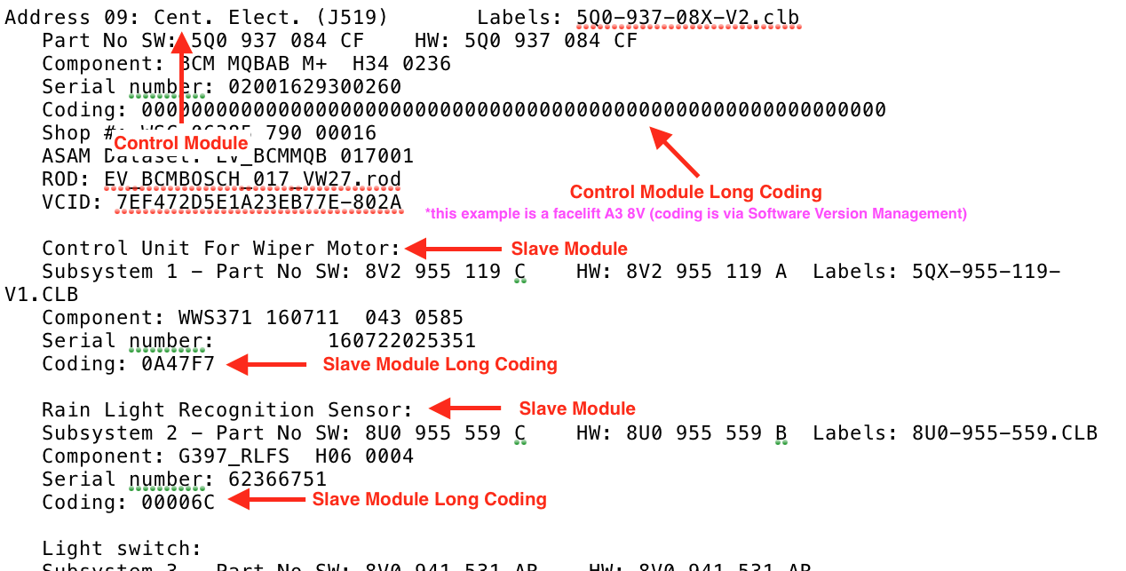 A Guide to Backing Up Your Vehicle using Ross-Tech VCDS | Audi-Sport net