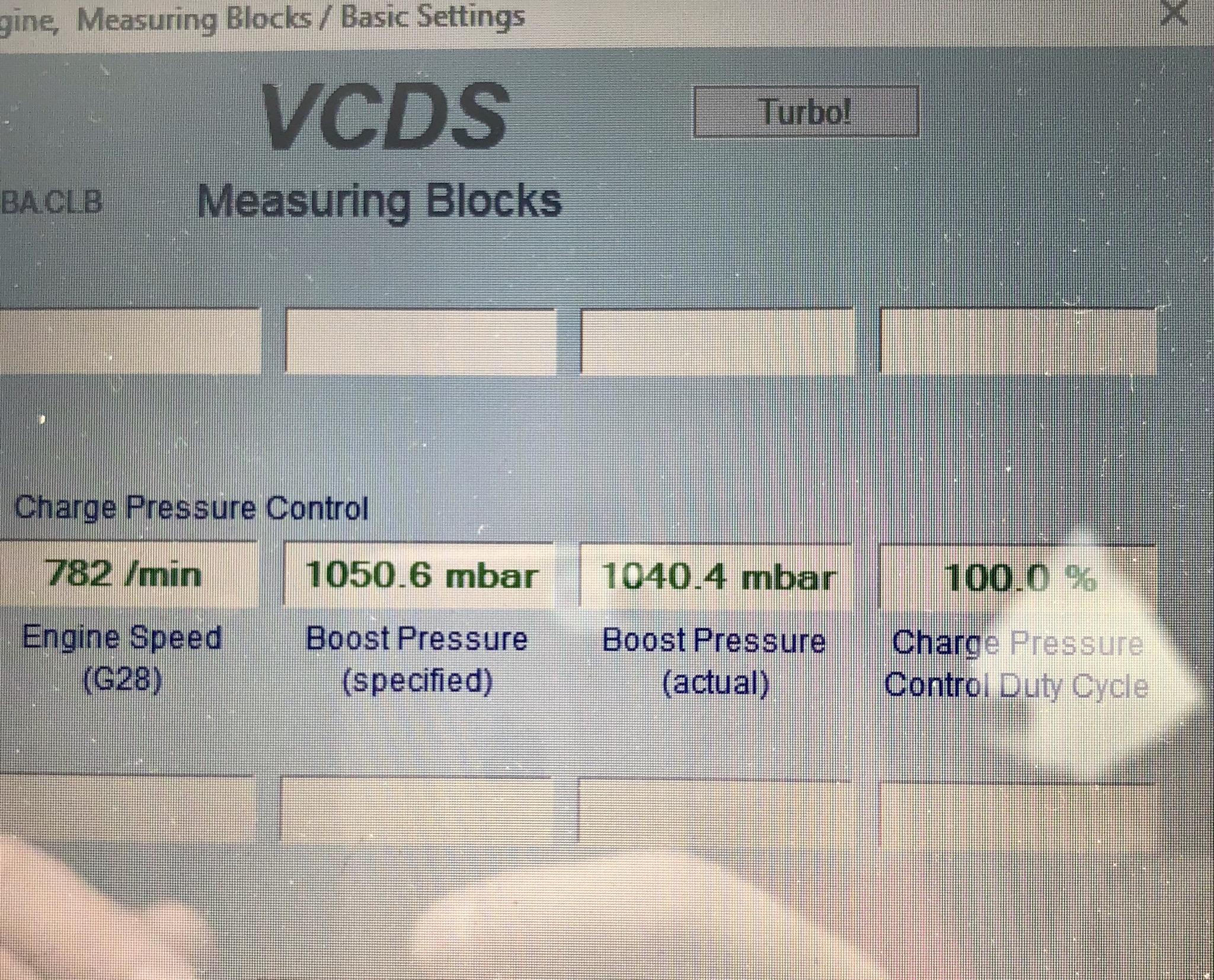 Fault code P2563 Turbocharger Boost Control Position Sensor Circuit
