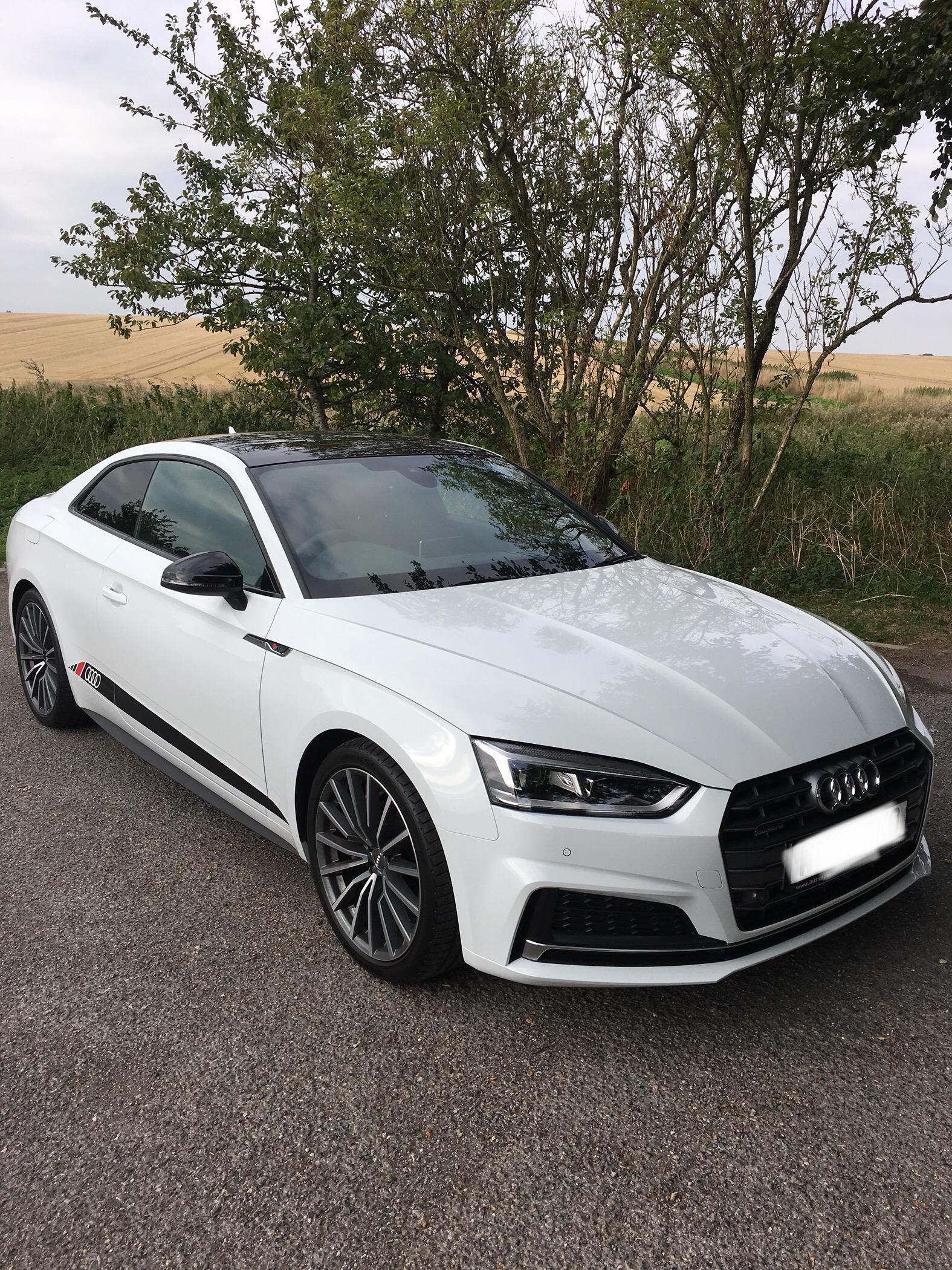 De Chroming The A5 Audi Sport Net