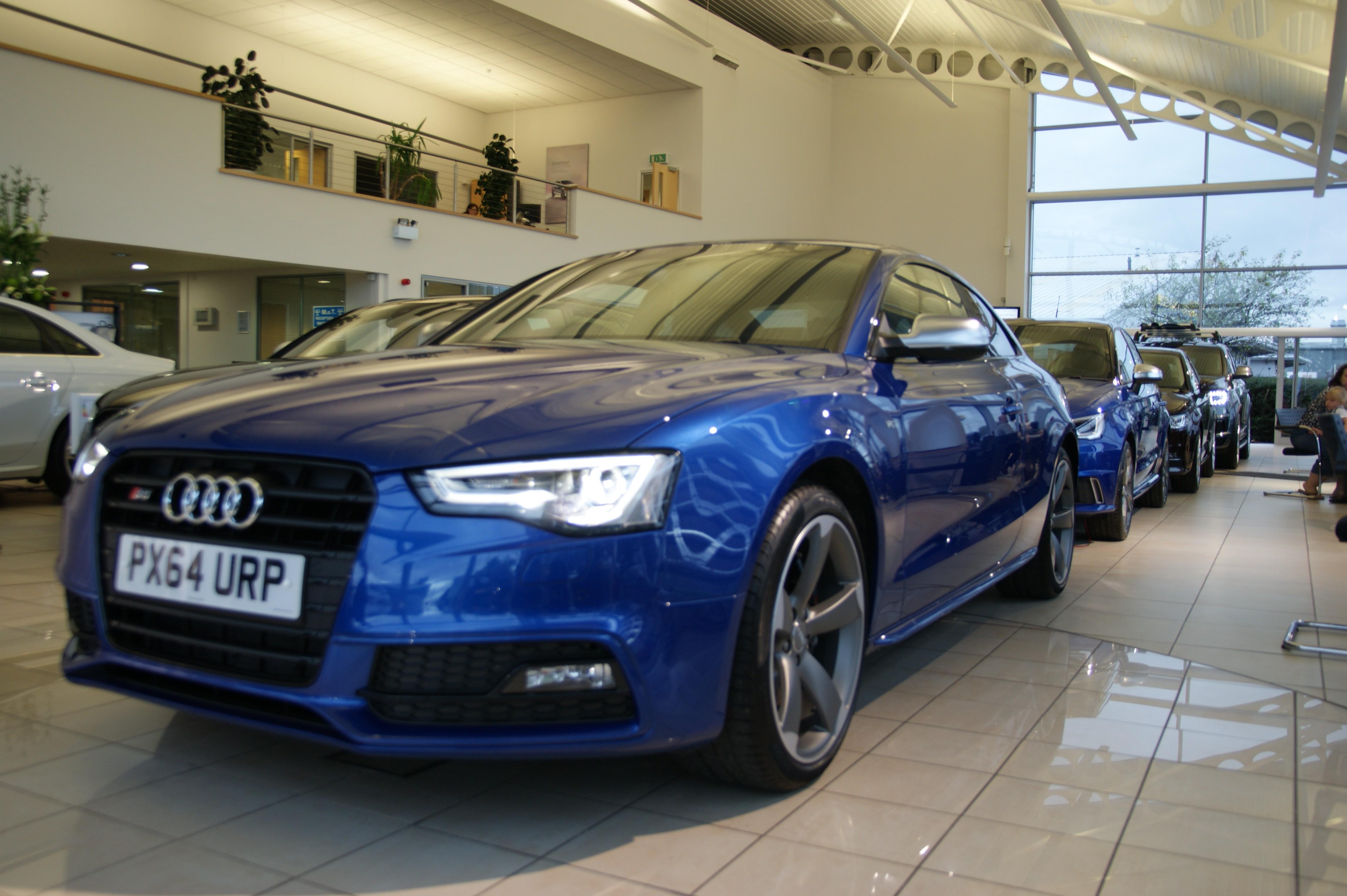 Audi Black Edition Plus Package Audi a5 Coupe Black Edition