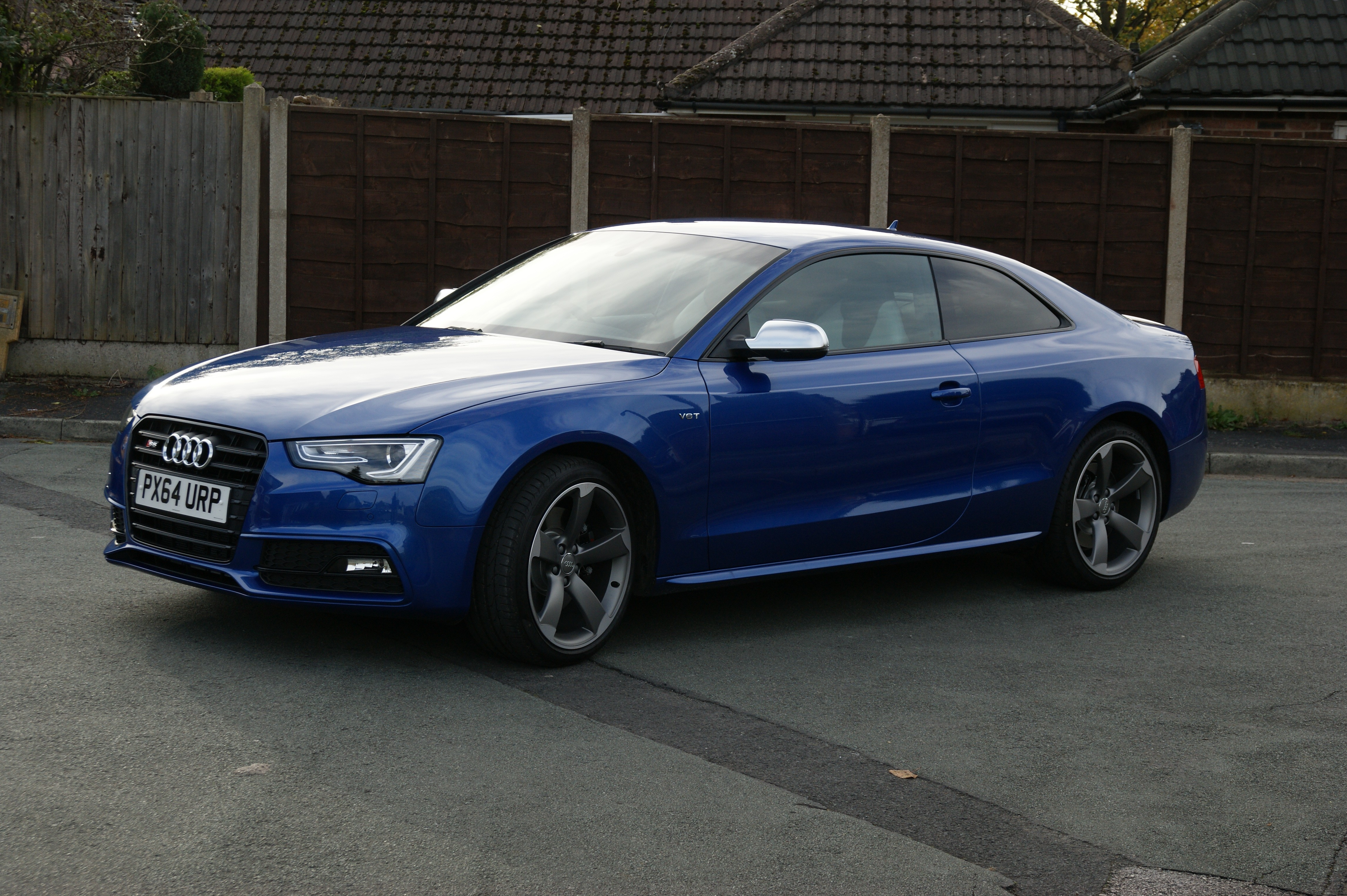 Audi A5 2.0 T >> New Black Edition Sepang S5 Coupe, About To Be Born | Audi ...
