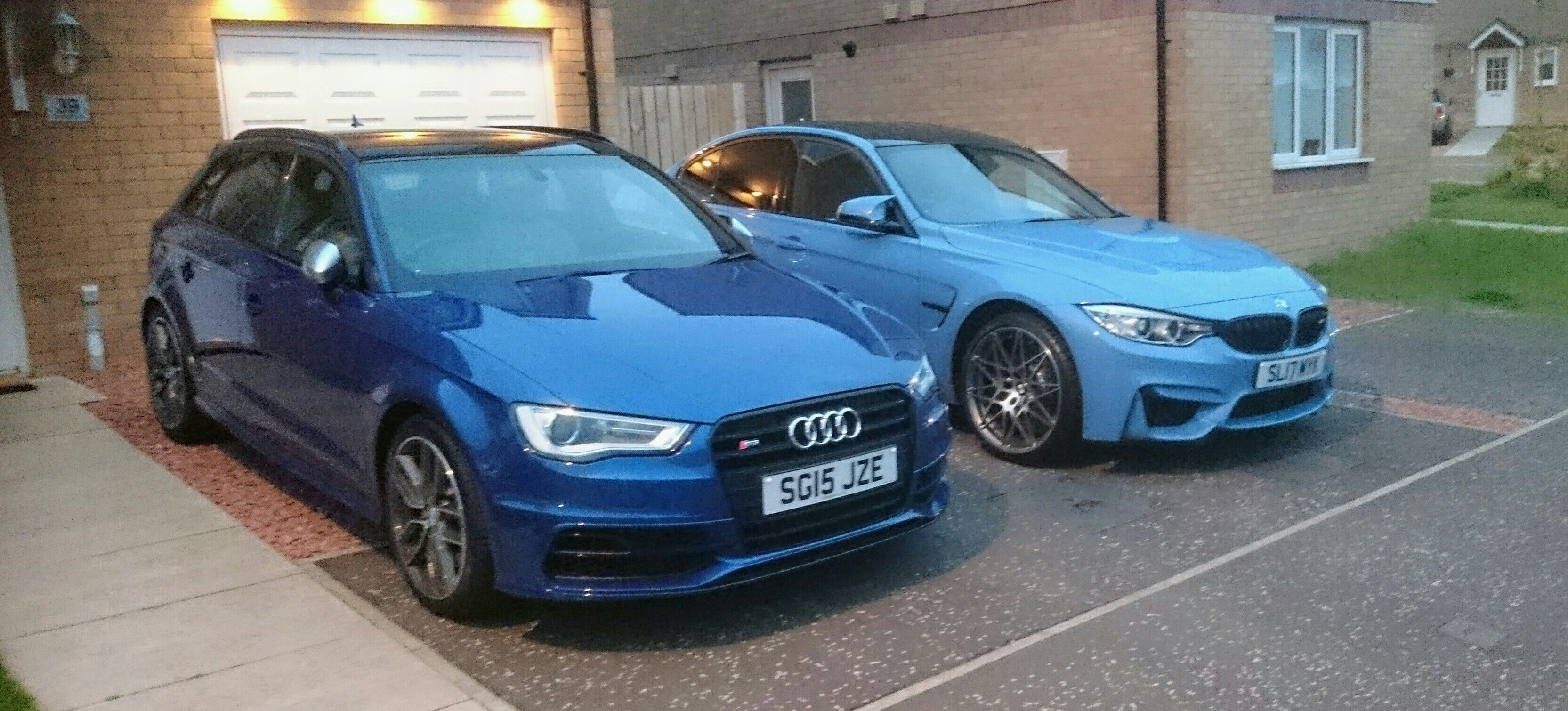 New Member New Car Audi Sport Net