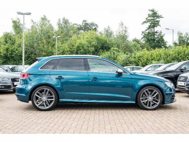 Show Us Exclusive Colours In All Models Of Audi Please
