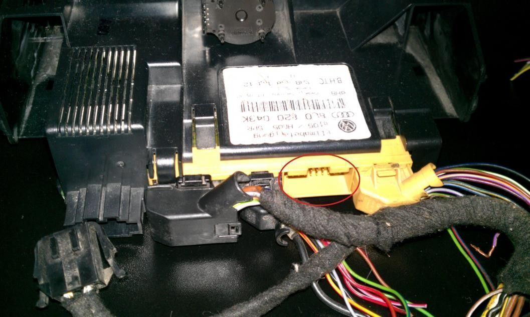 Wiring Diagram Audi A4 Climatronic