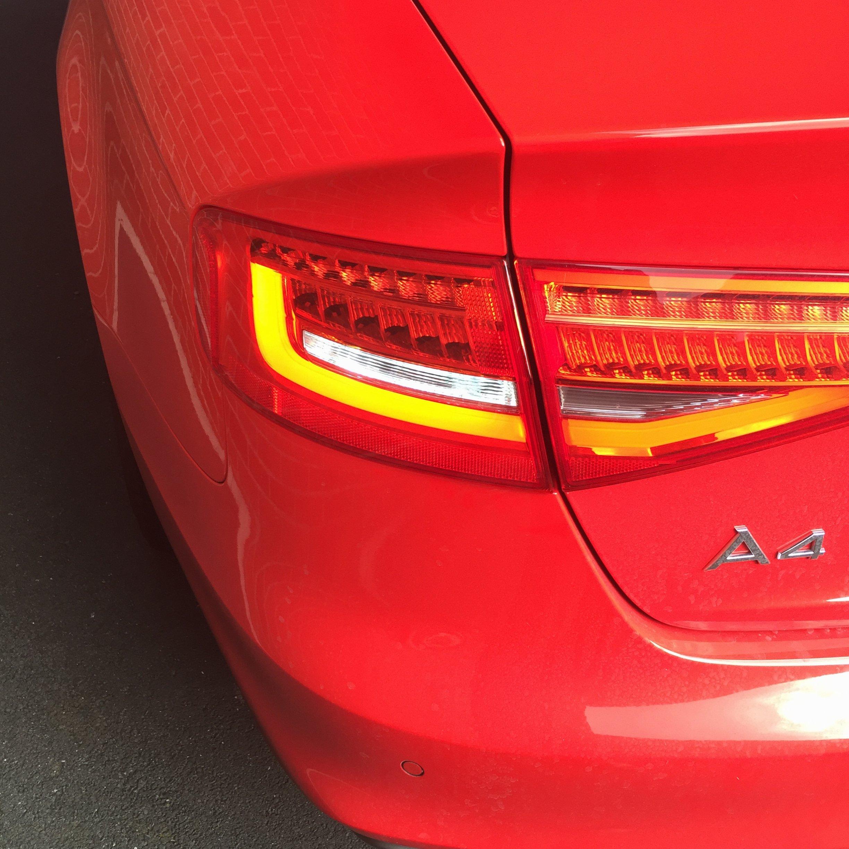 Replacing A4 B8 5 Led Fog Reverse Lights Audi Sport Net