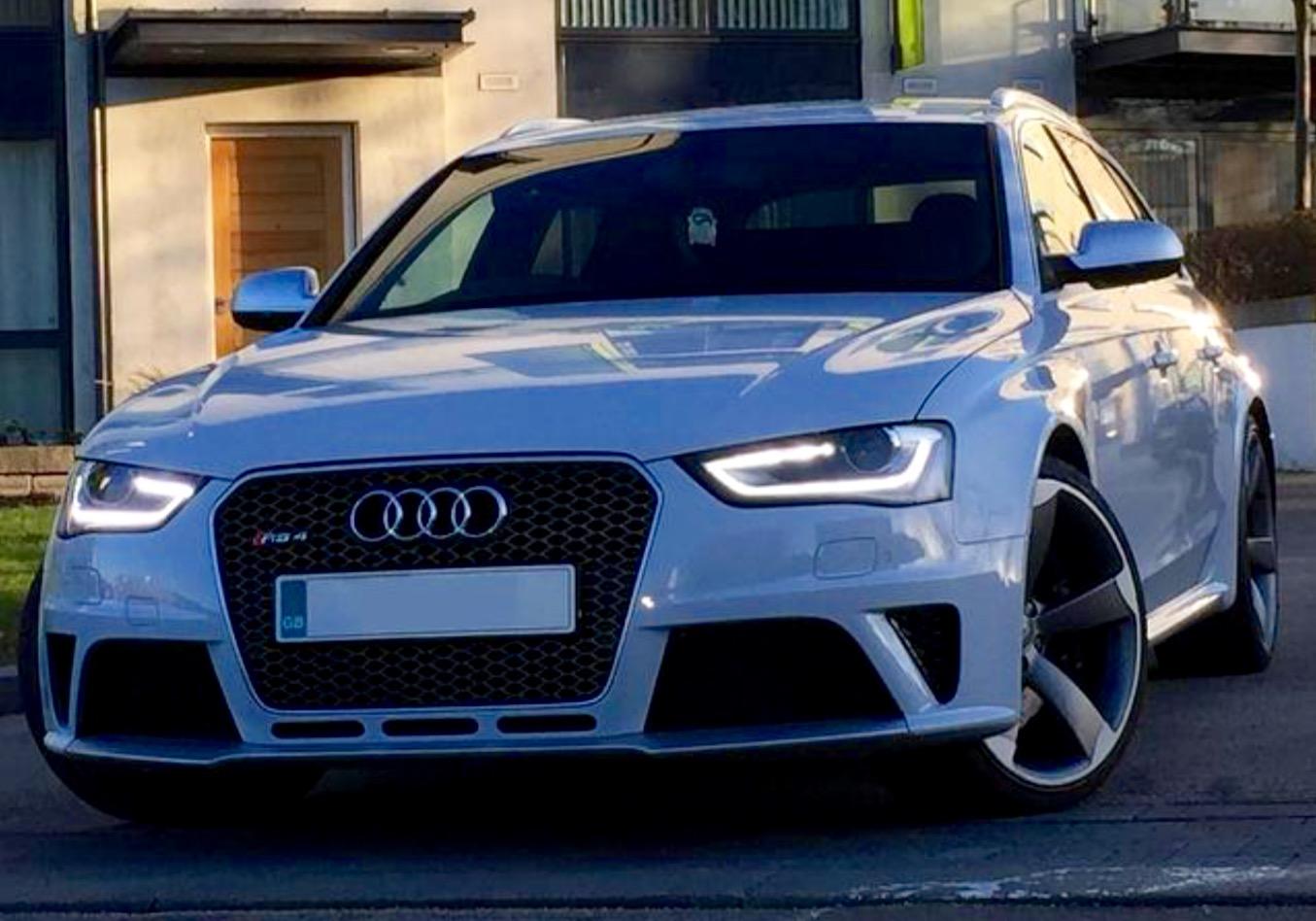 Audi S4/RS4 Conversion - Worth the money? | Audi-Sport net