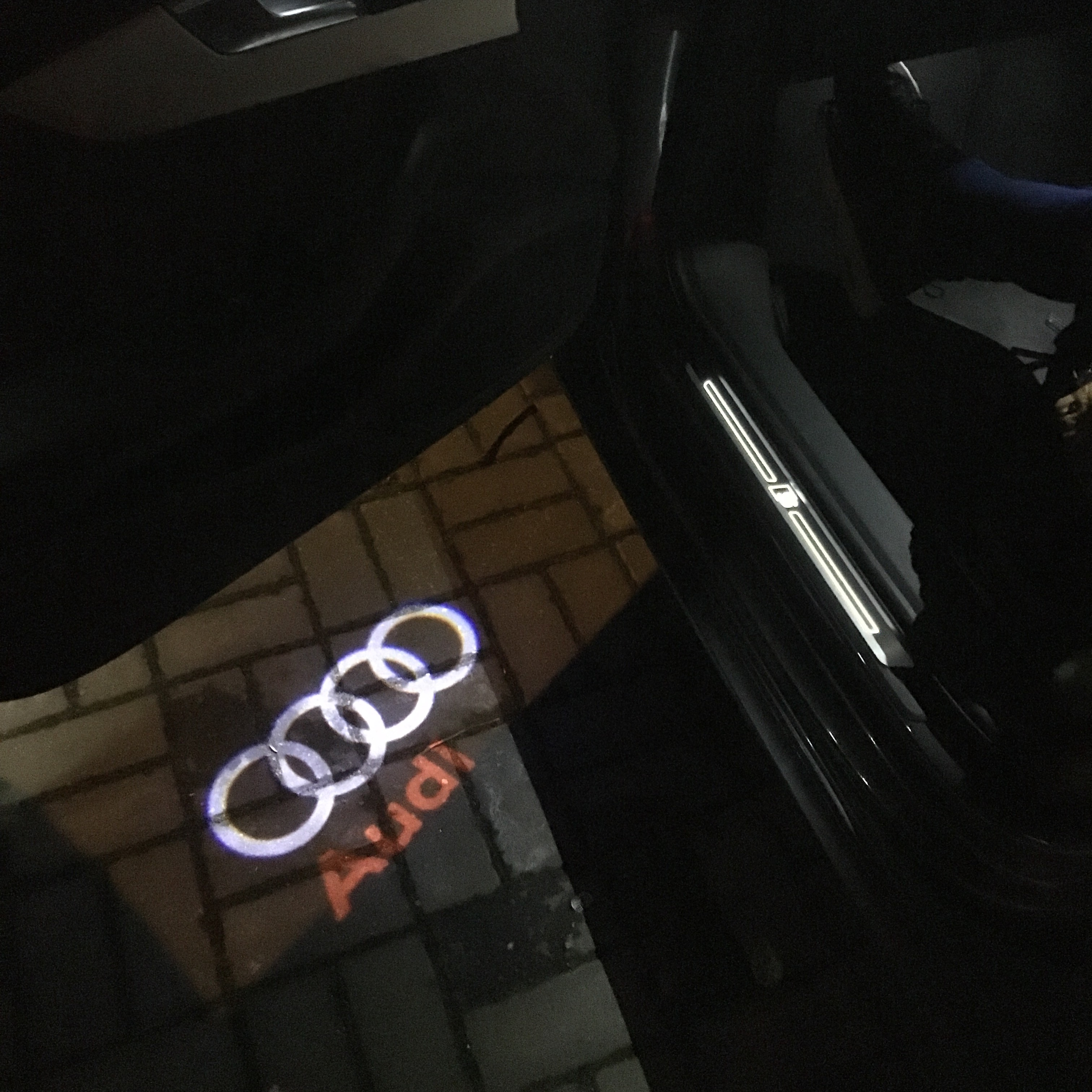 Door Puddle Lights Audi Sport Net