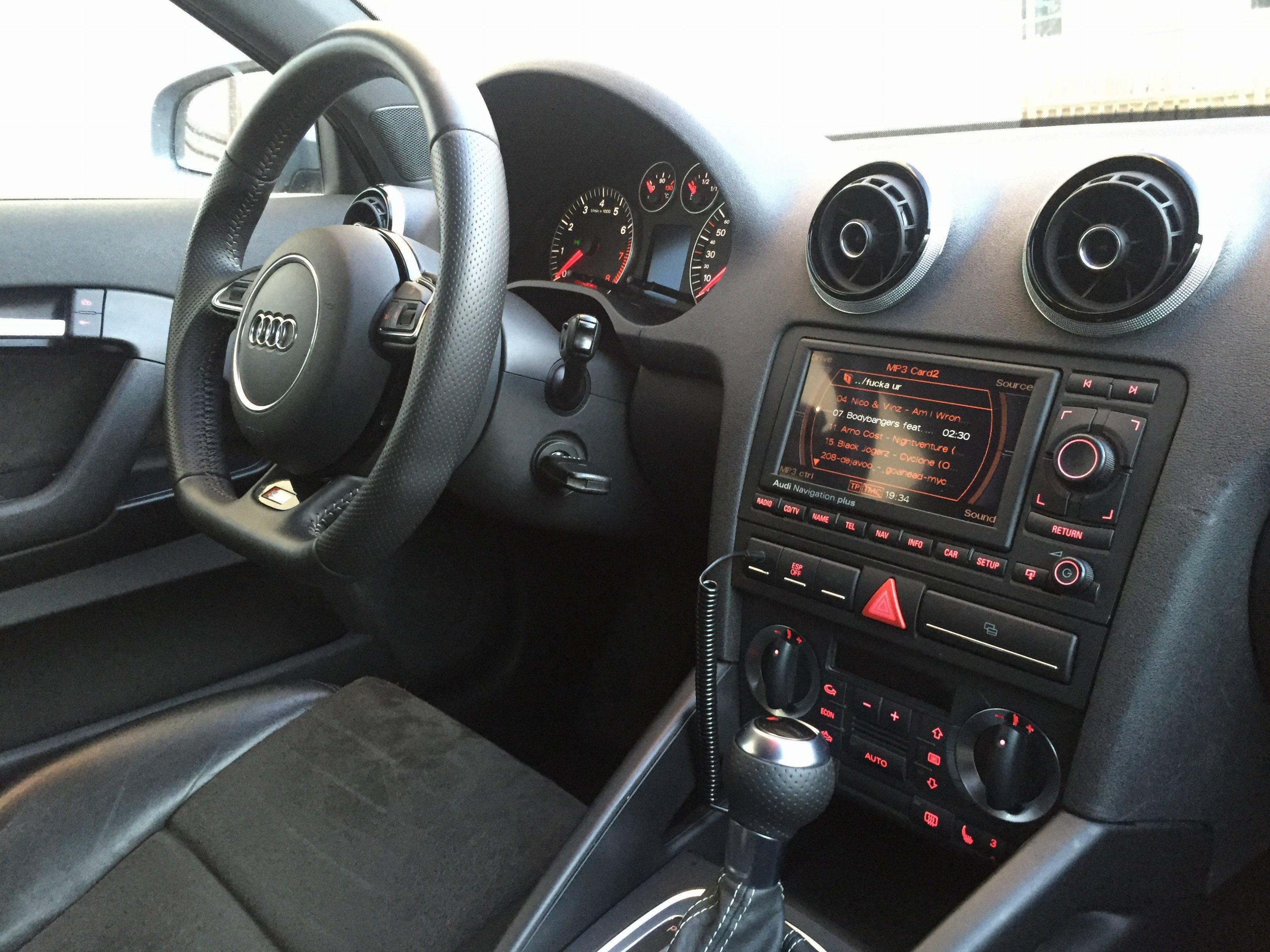 A3 8v Air Vents Retrofit Audi Sport Net