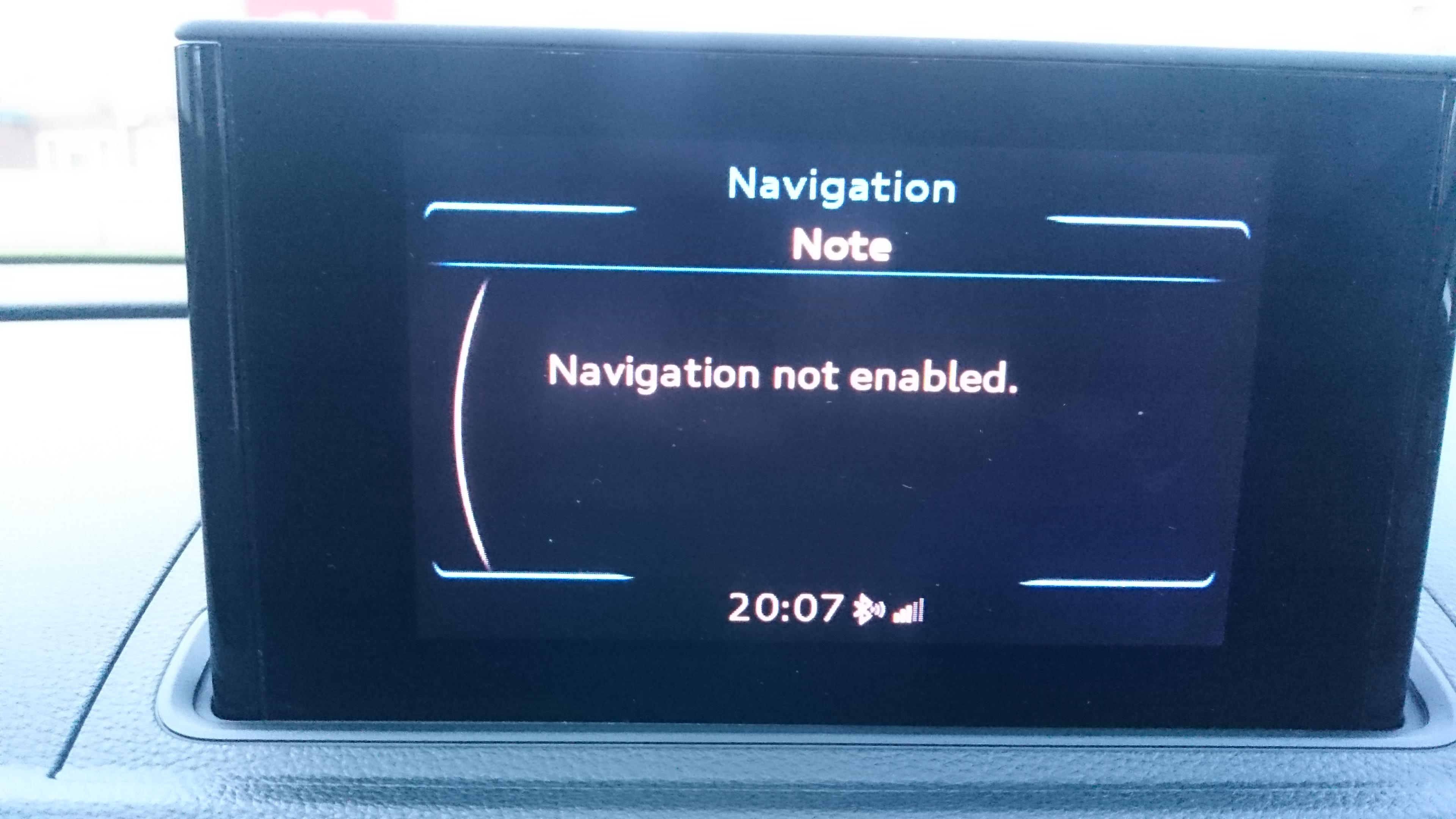 Sd Sat Nav Card Audi Sport Net