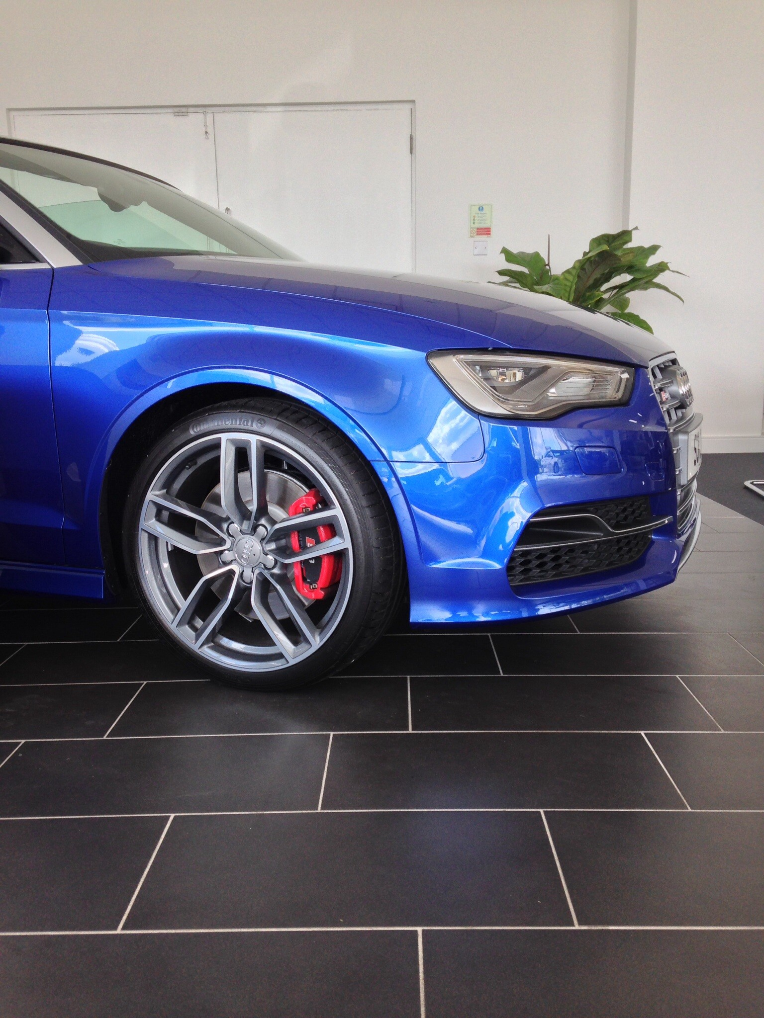 Truck Sound System >> Red S3 Brake Calipers - Yes Or No? | Audi-Sport.net
